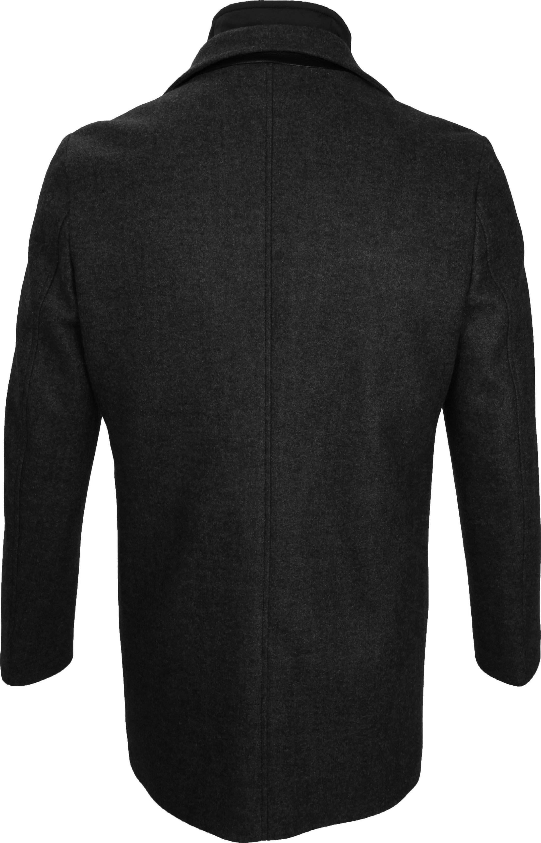 Suitable Coat Soest Antraciet foto 5
