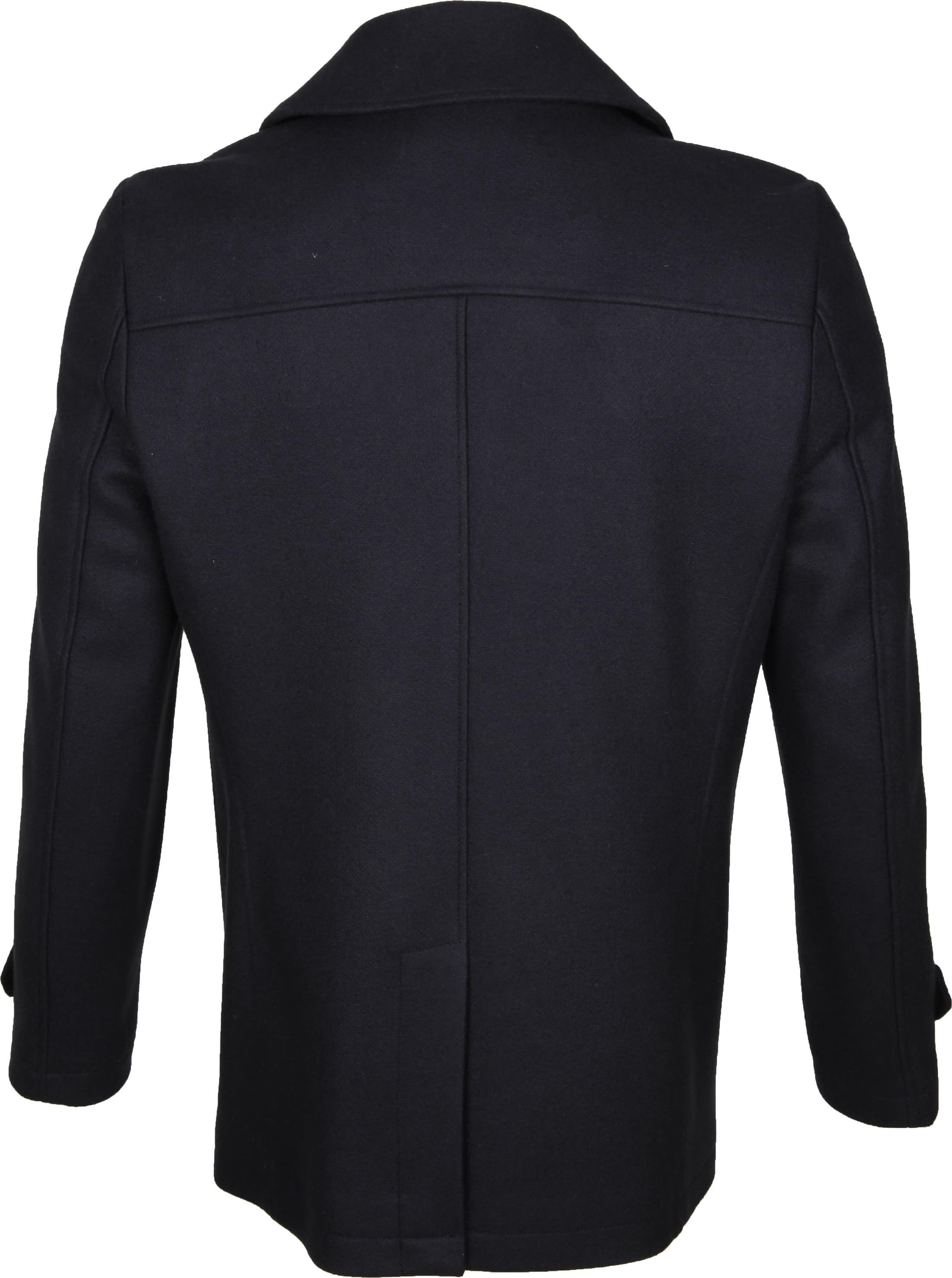 Suitable Coat Spaarne Navy foto 5