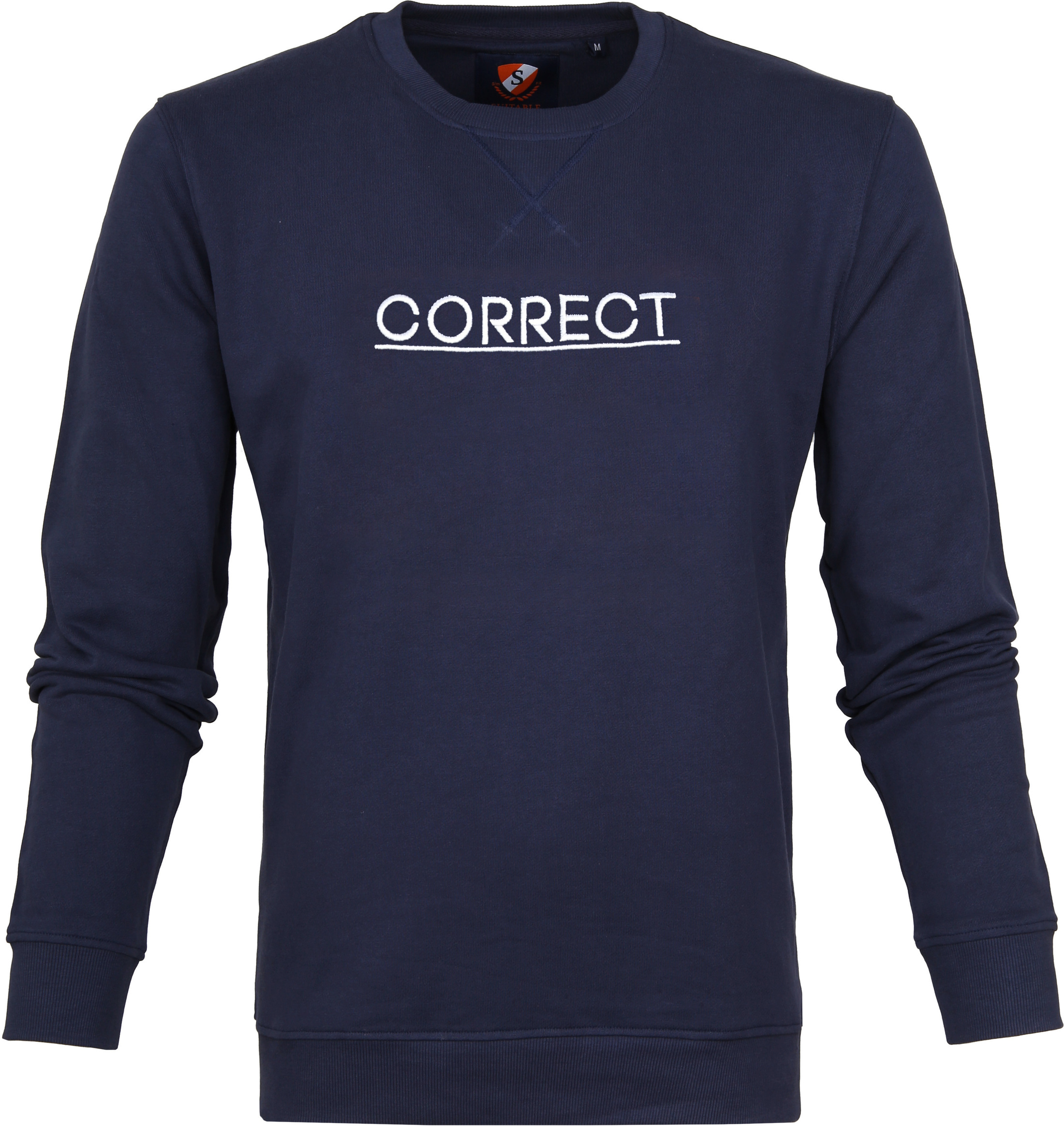 Suitable Cotton Sweater Correct