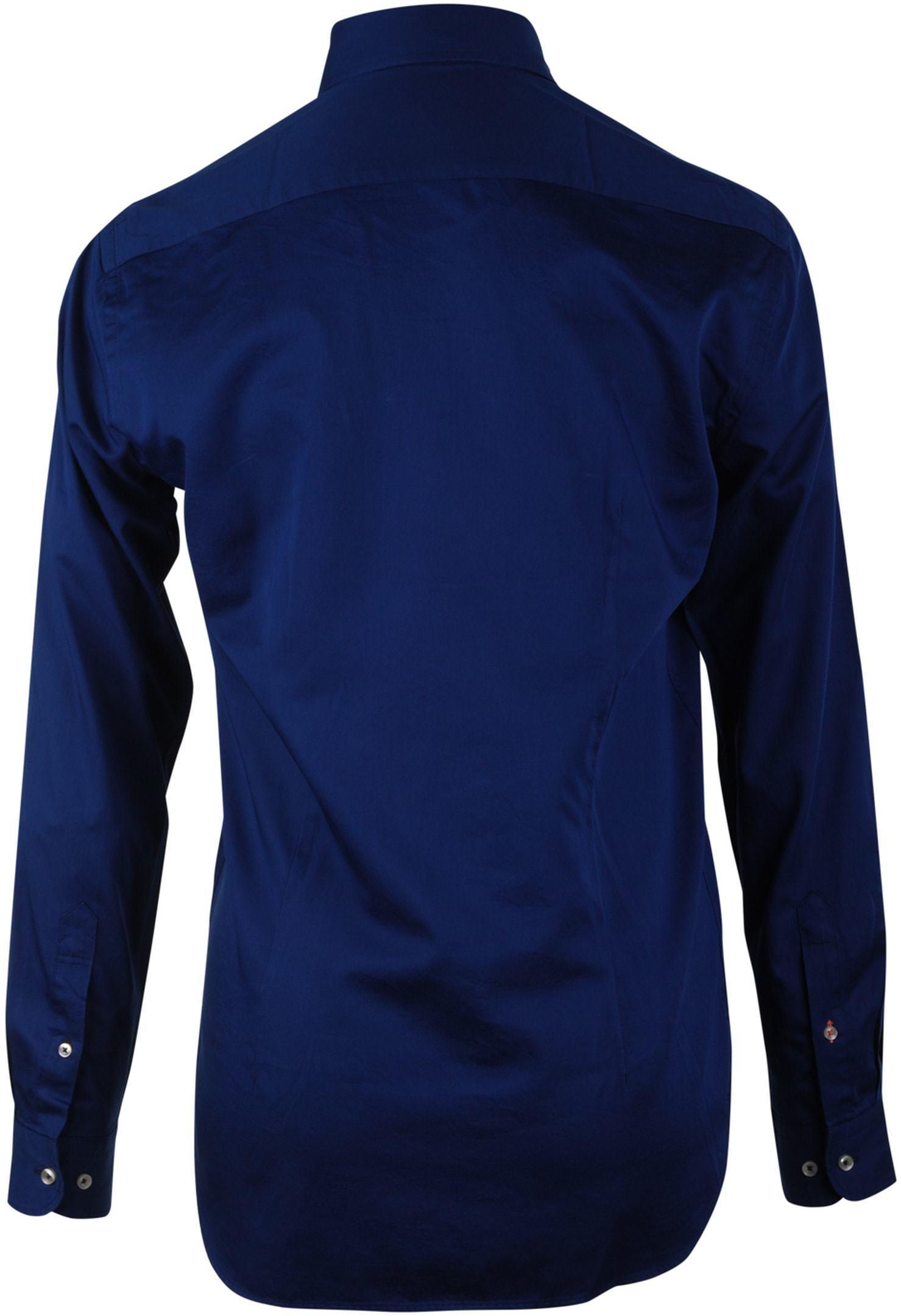 Suitable Dark Blue Casual Shirt foto 1