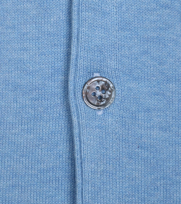 Suitable Gilet Cotton Light Blue foto 1