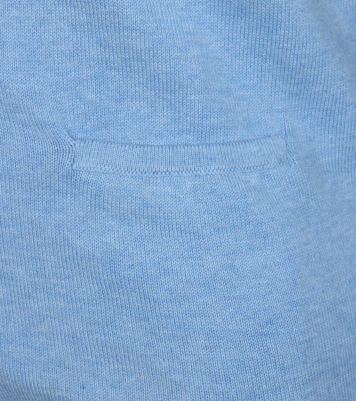Suitable Gilet Cotton Light Blue foto 3