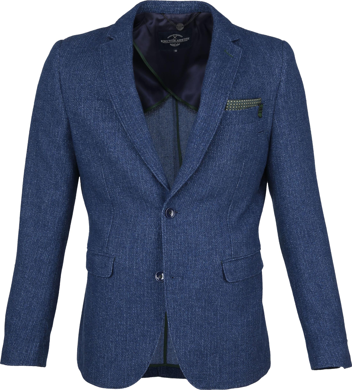 Suitable GO Blue Blazer Blau foto 0