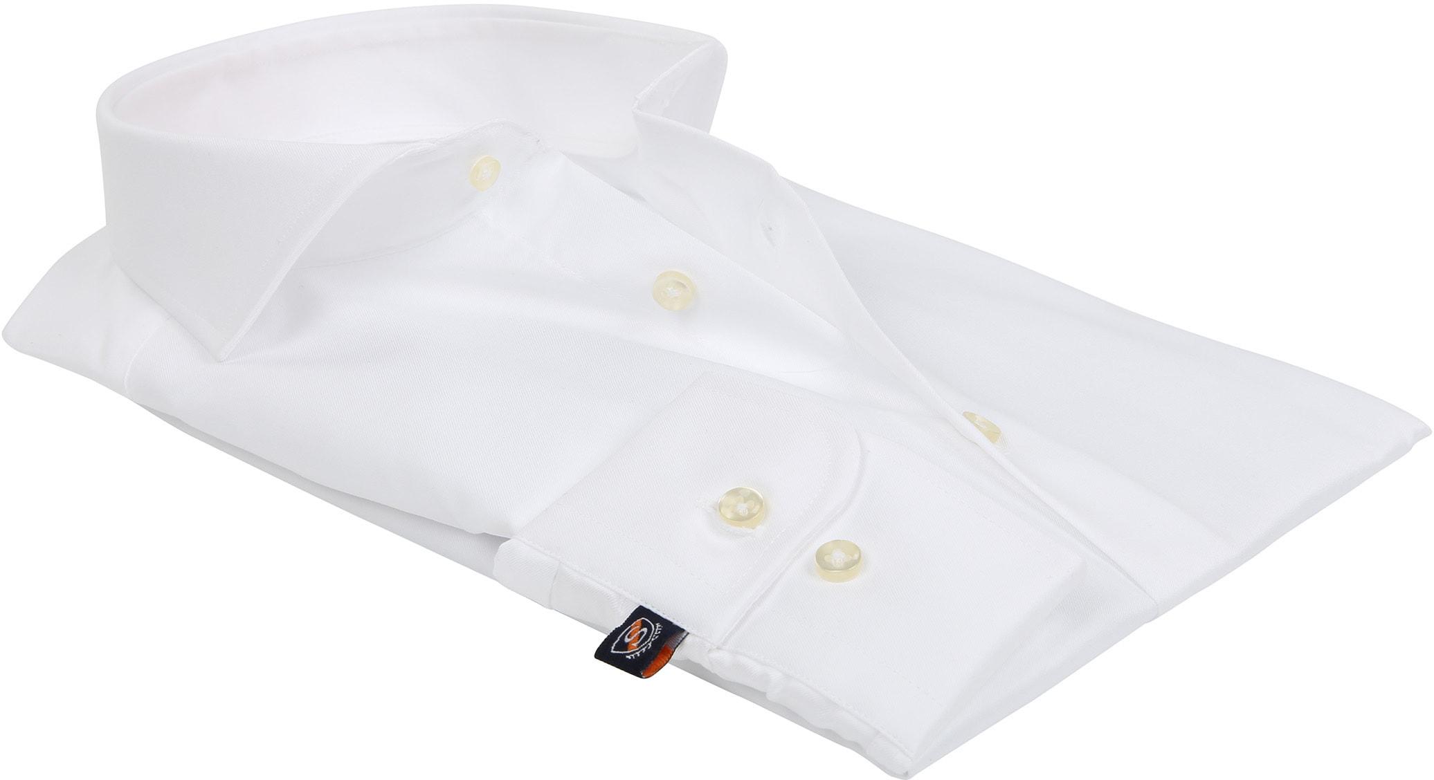 Suitable Hemd SL7 Weiß 180-1 foto 3
