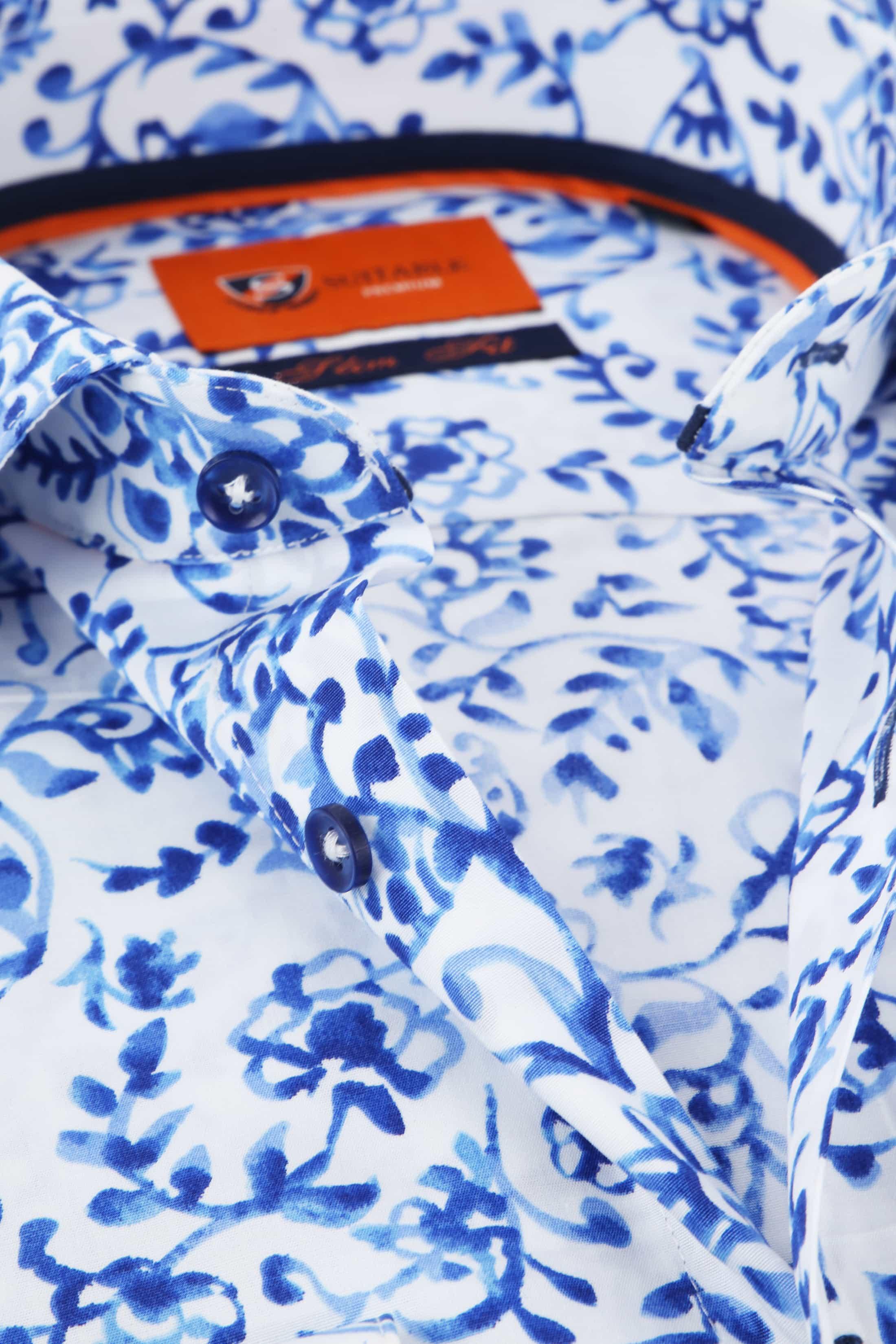 Suitable Hemd WS Delfts Blau foto 1