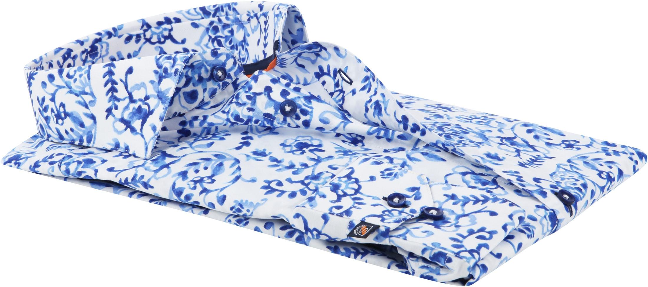 Suitable Hemd WS Delfts Blau foto 2