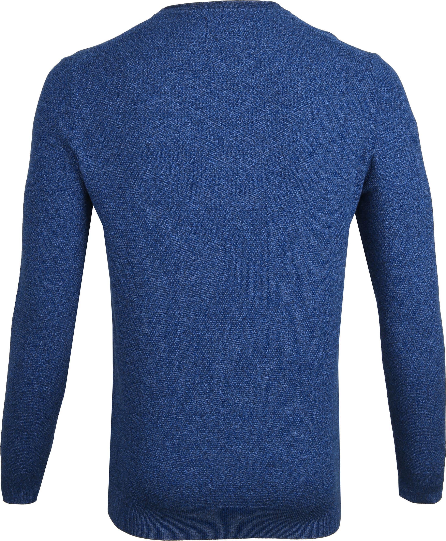 Suitable Hong Pullover Blue foto 3