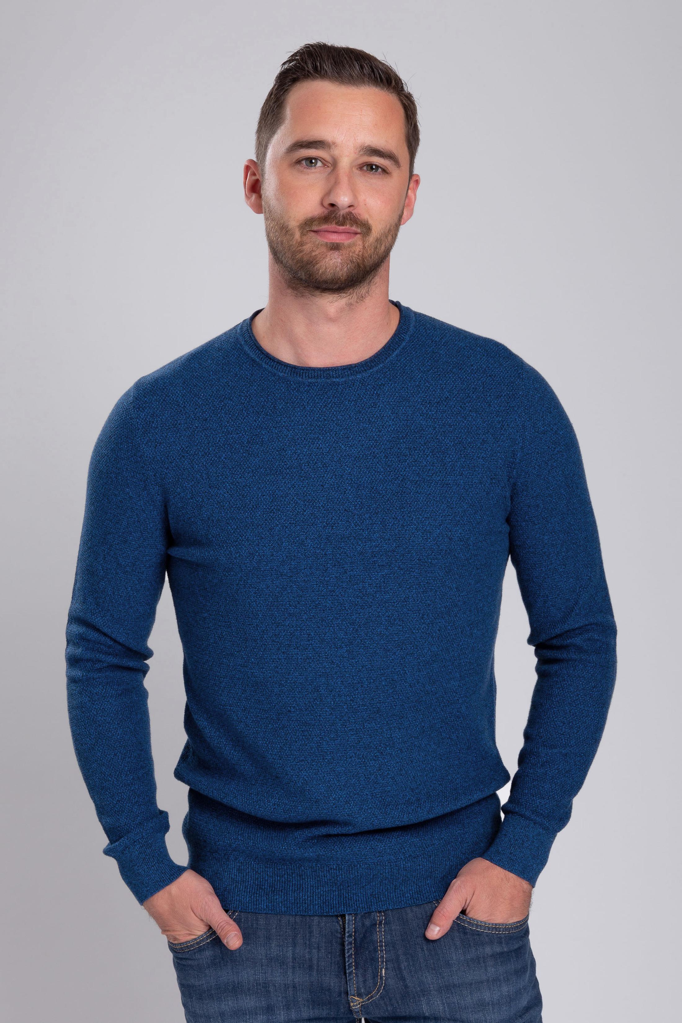 Suitable Hong Pullover Blue foto 4