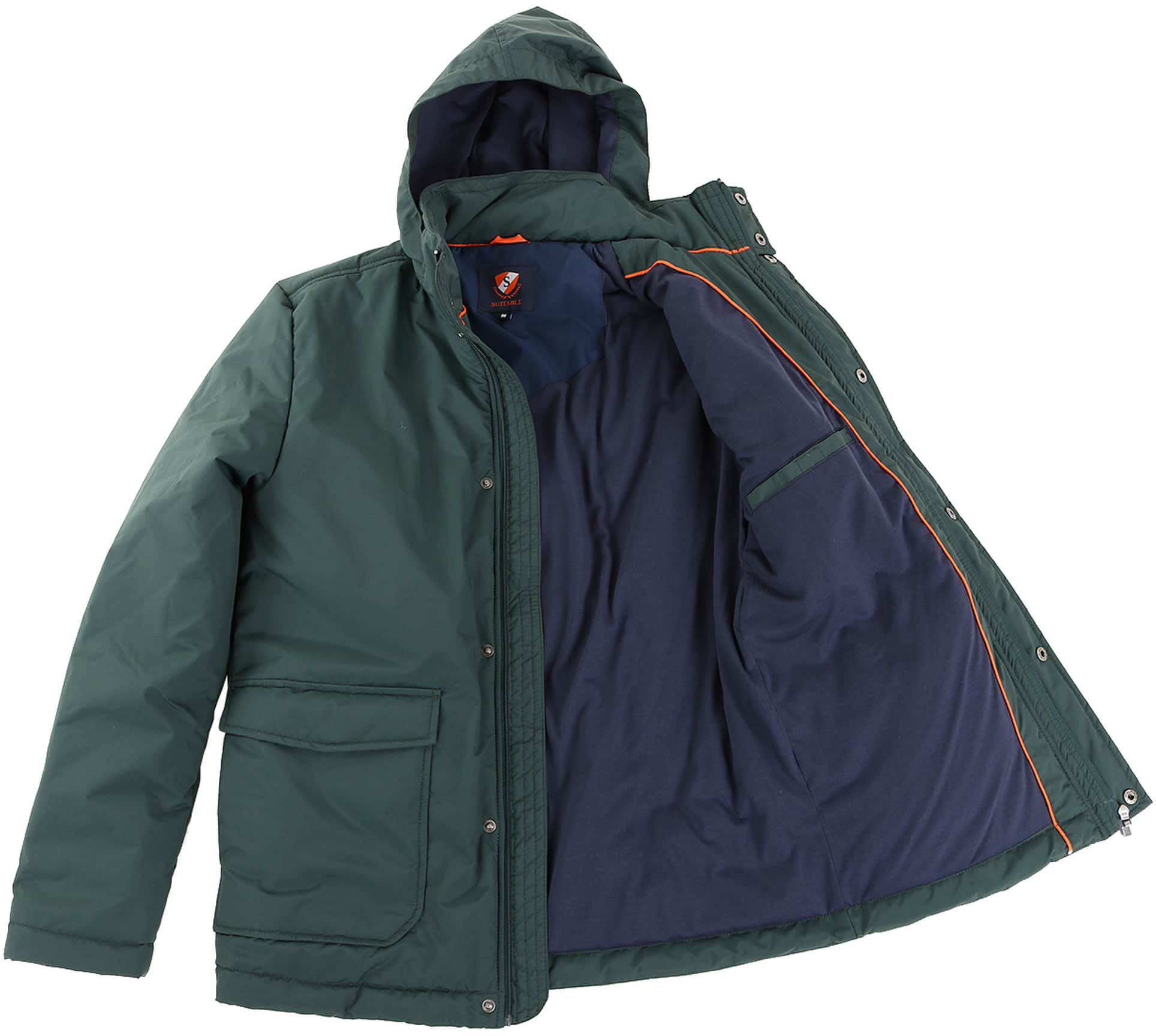 Suitable Jacket Agera Green foto 4