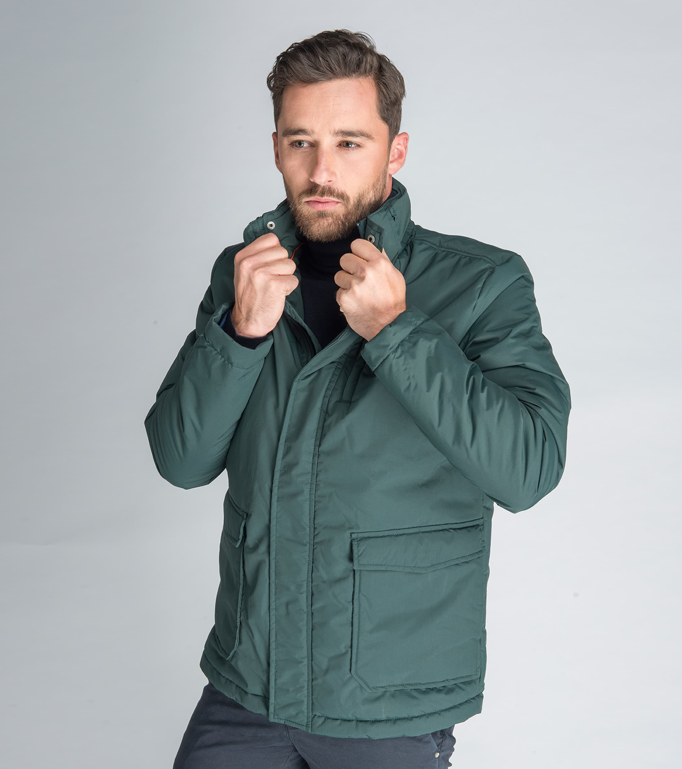 Suitable Jacket Agera Green foto 1