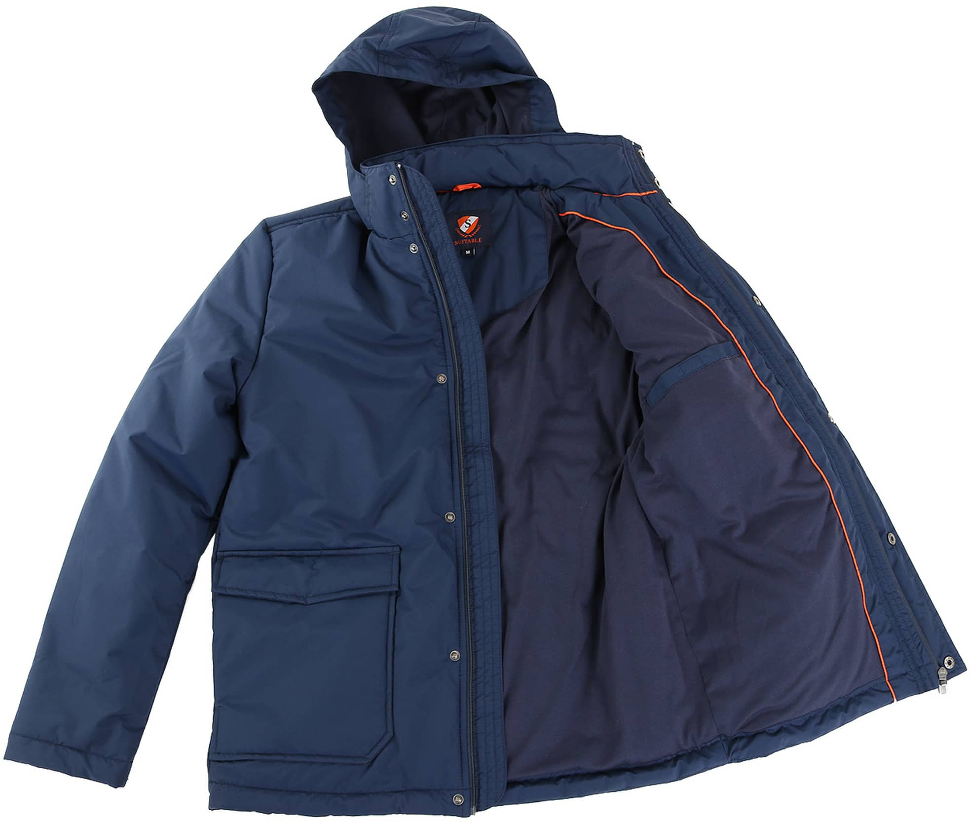 Suitable Jacket Agera Navy foto 5