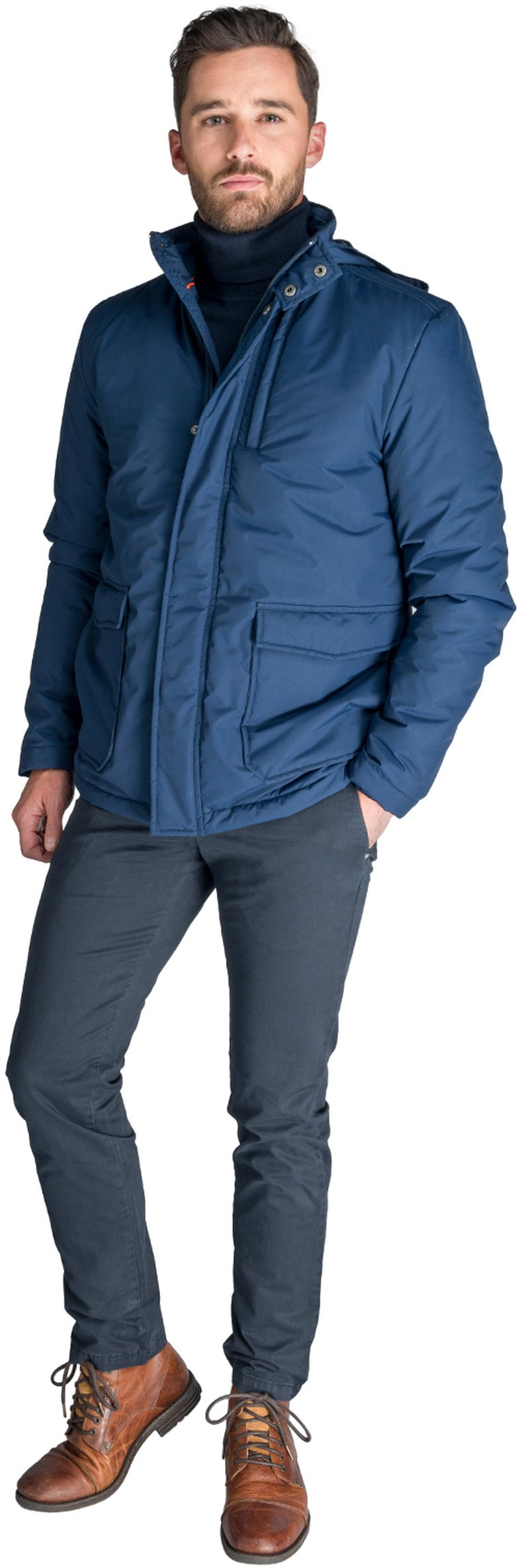 Suitable Jacket Agera Navy foto 1