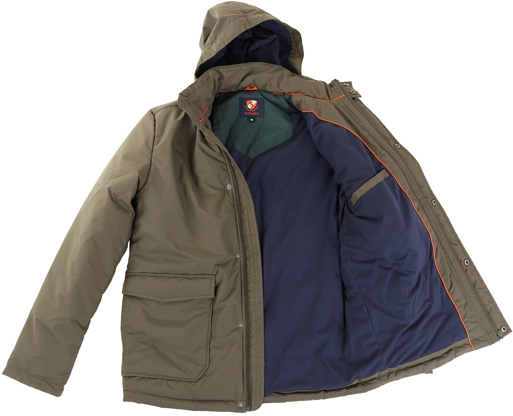 Suitable Jacket Agera Olive foto 3
