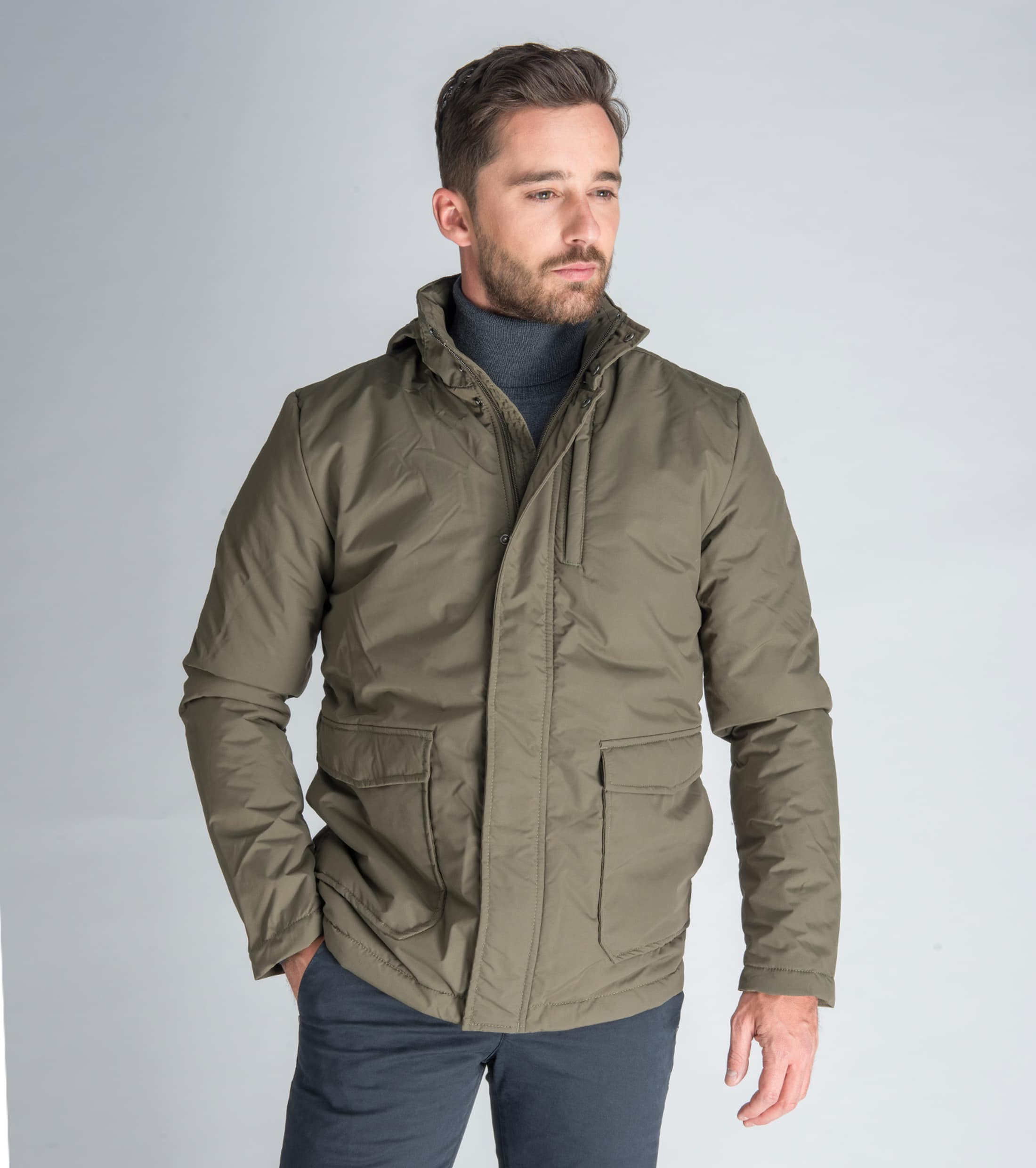 Suitable Jacket Agera Olive foto 4