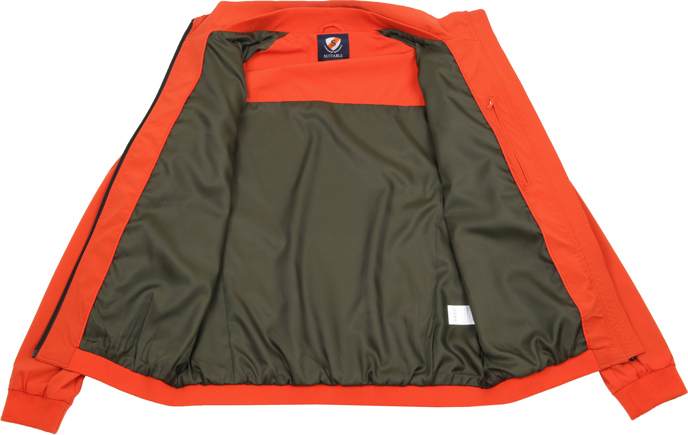 Suitable Jacket Rich Orange foto 5