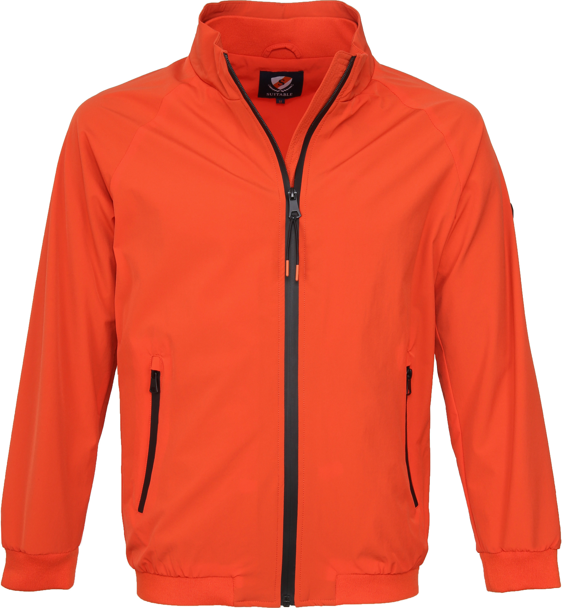 Suitable Jacket Rich Orange foto 0