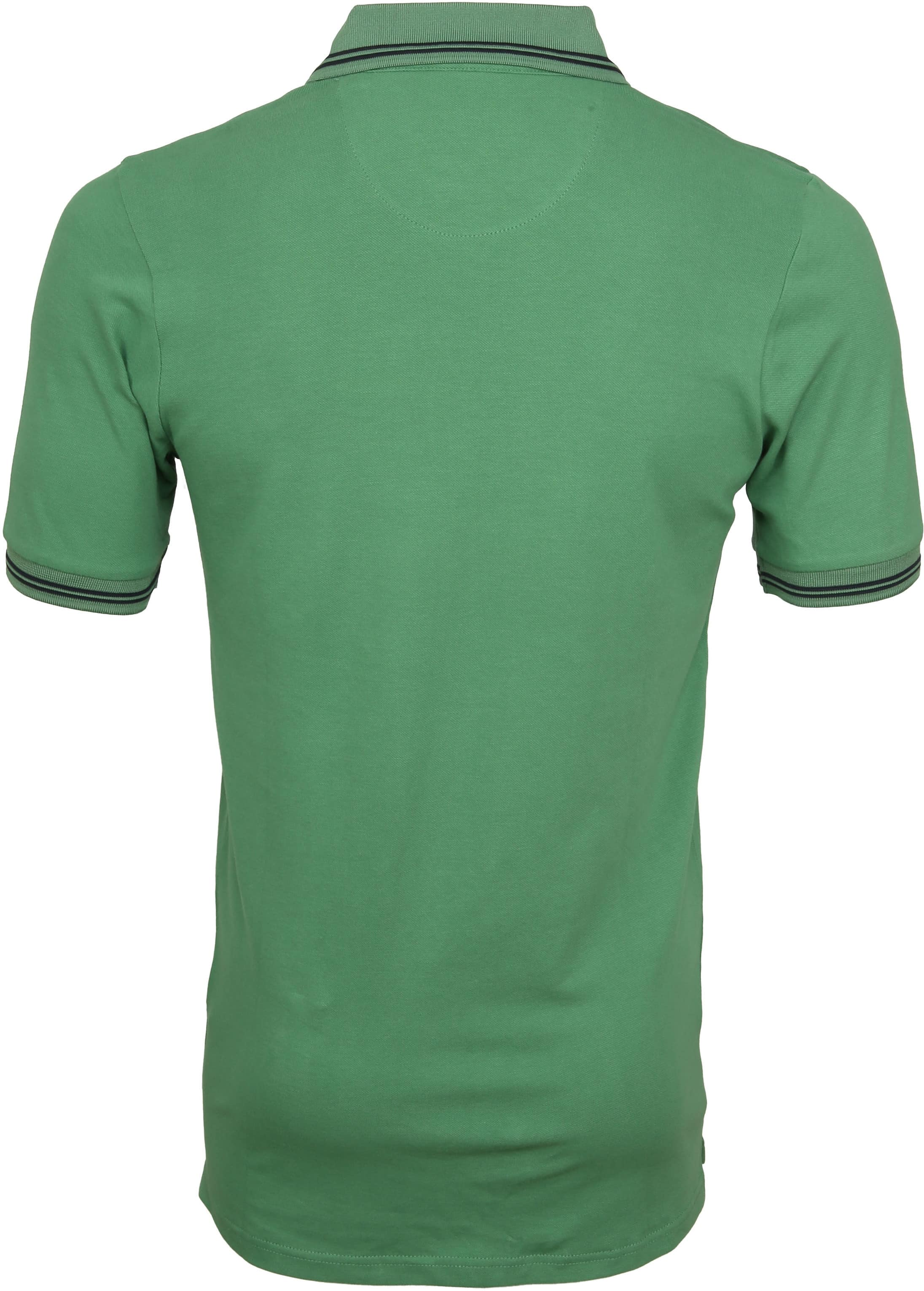 Suitable Jason Polo Stretch Groen foto 3