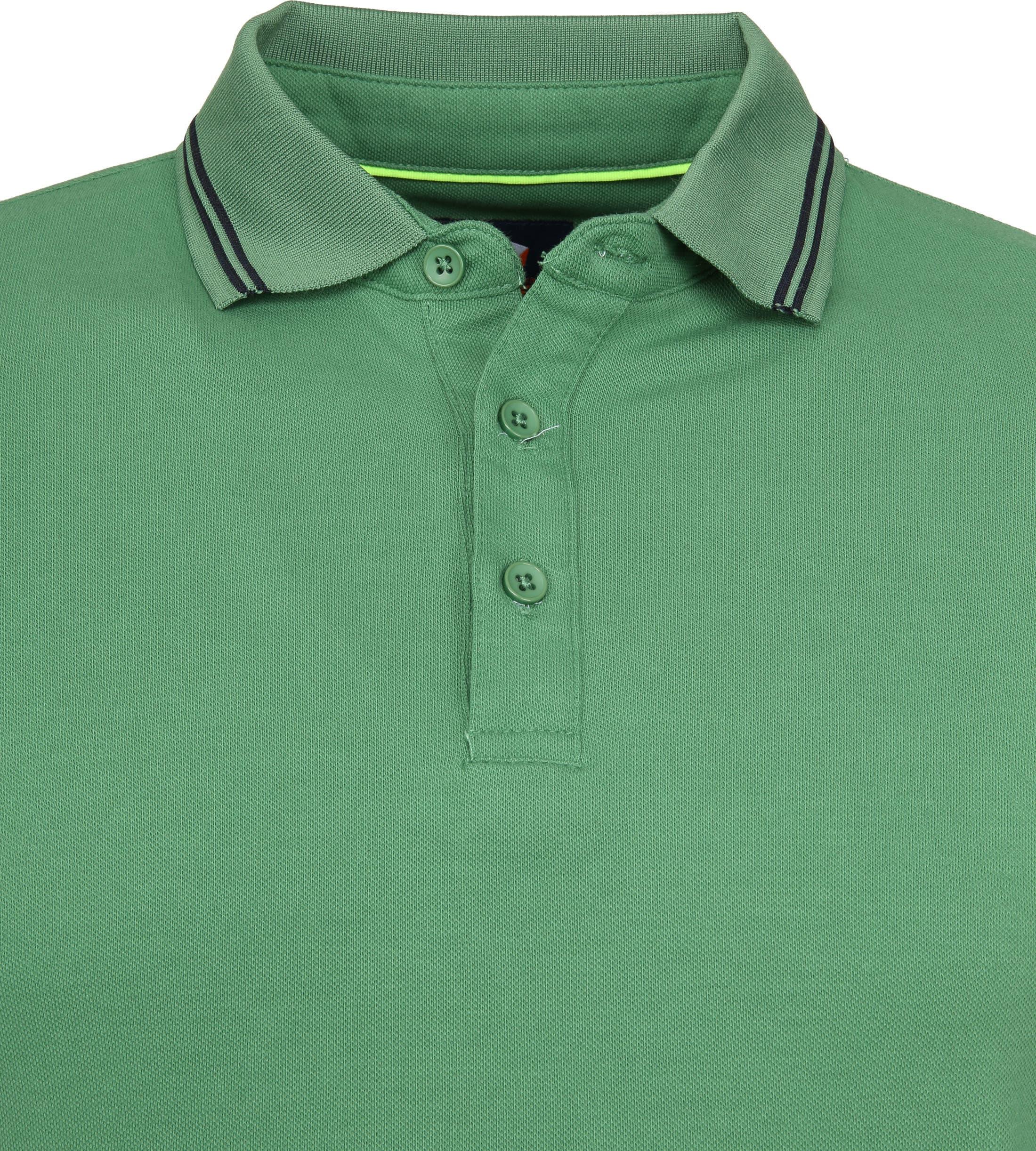 Suitable Jason Poloshirt Stretch Green foto 1