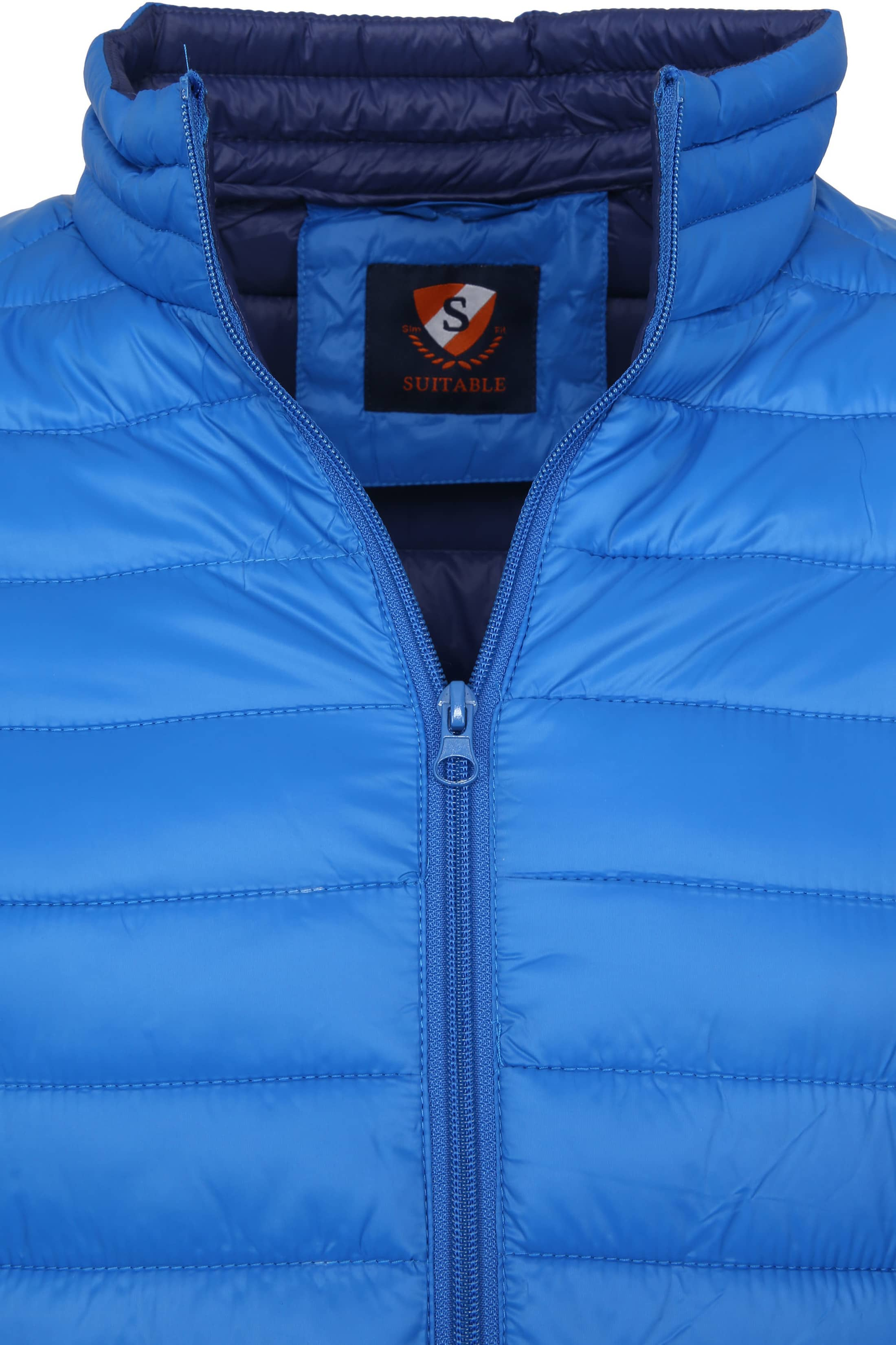 Suitable Jon PCK Jacket Blue foto 1
