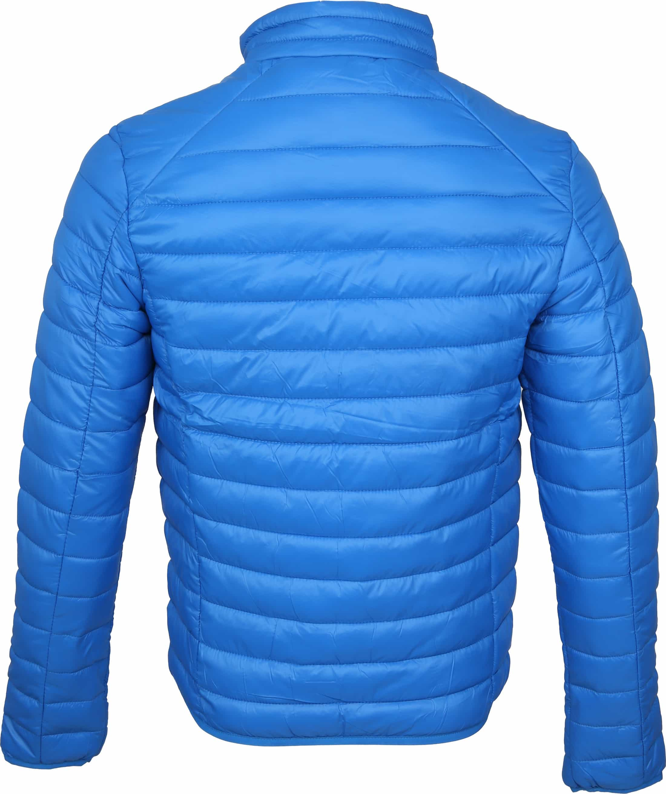 Suitable Jon PCK Jacket Blue foto 4