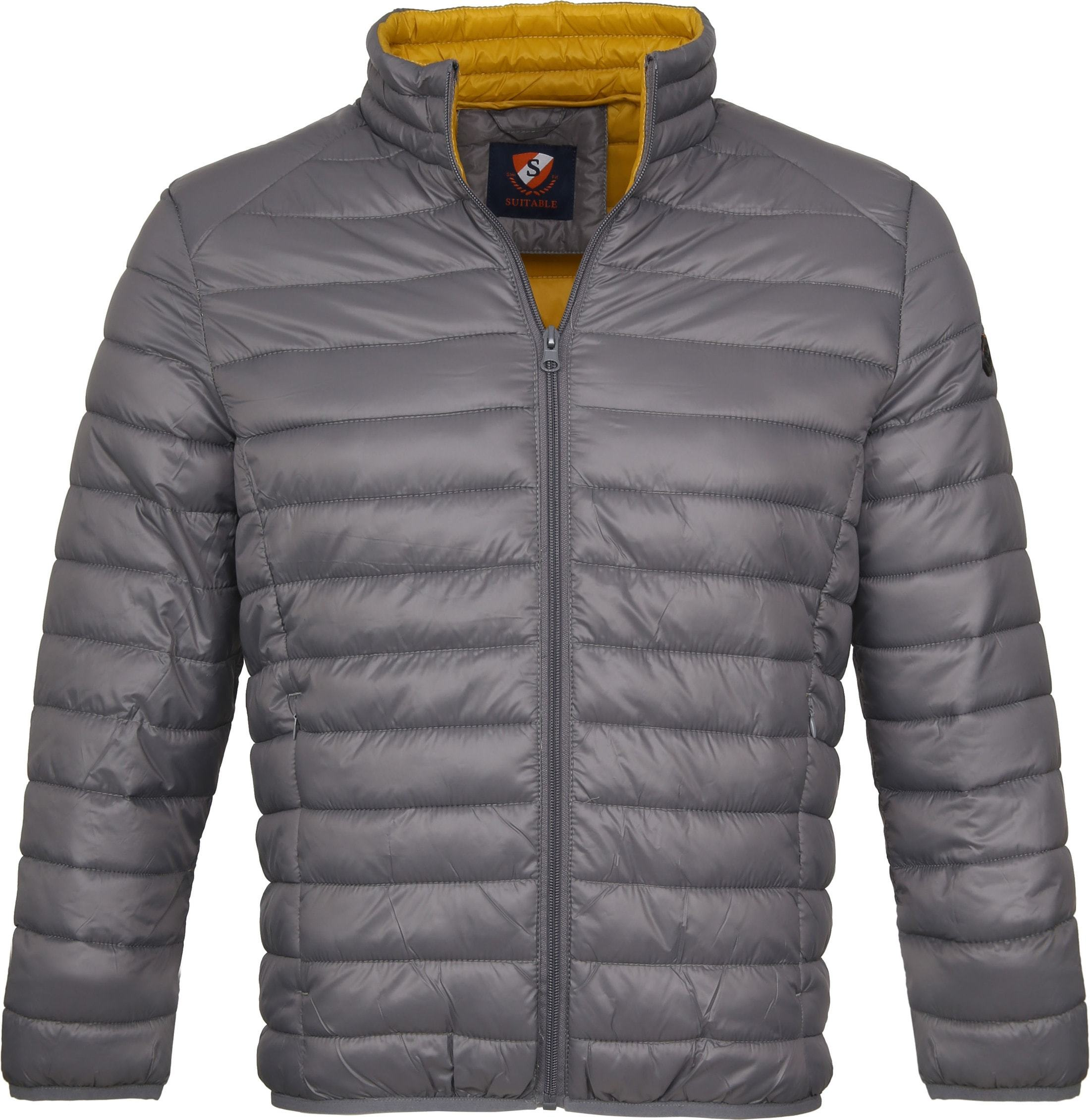 Suitable Jon PCK Jacket Grey foto 0