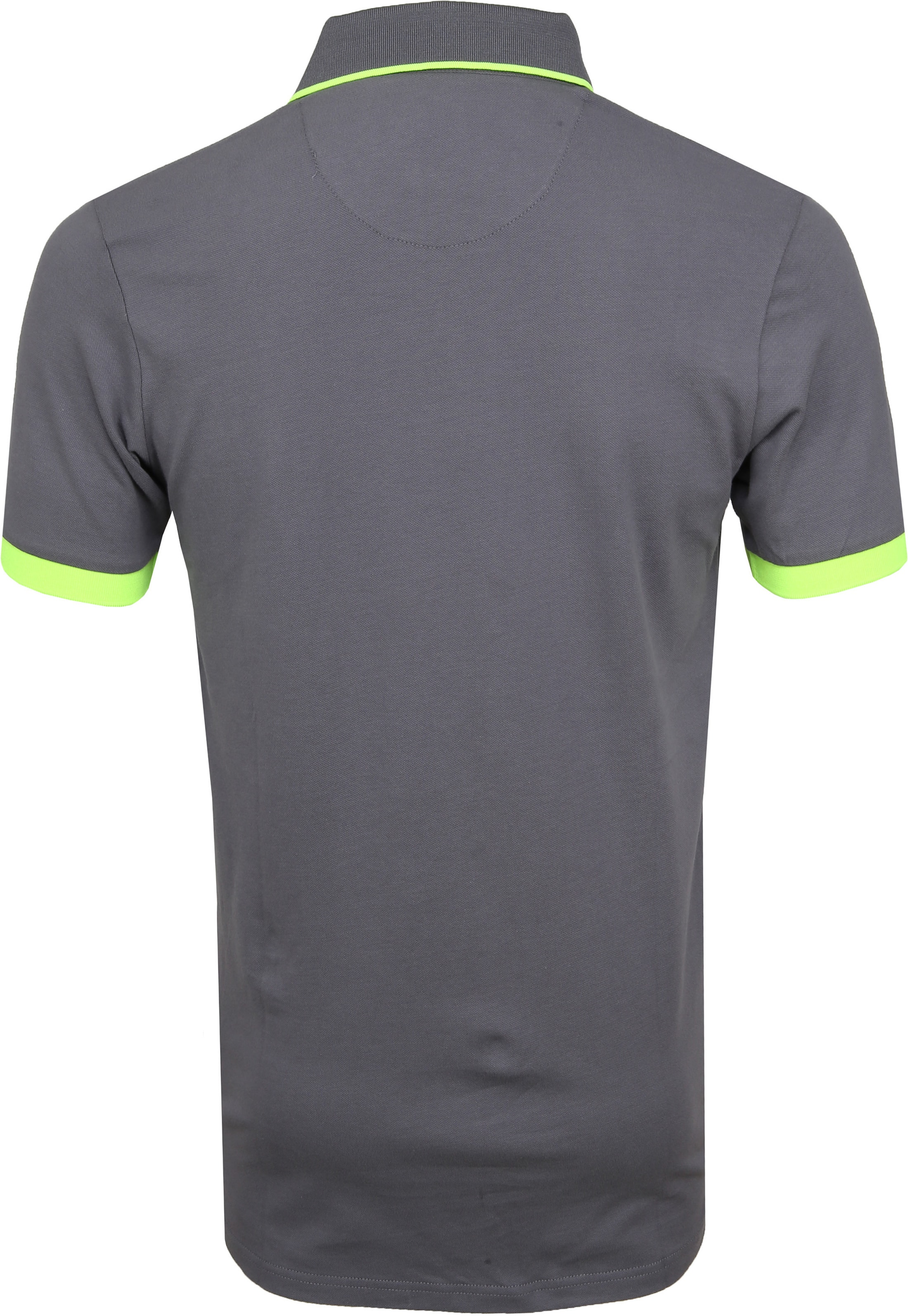 Suitable Kevin Poloshirt Grey foto 3