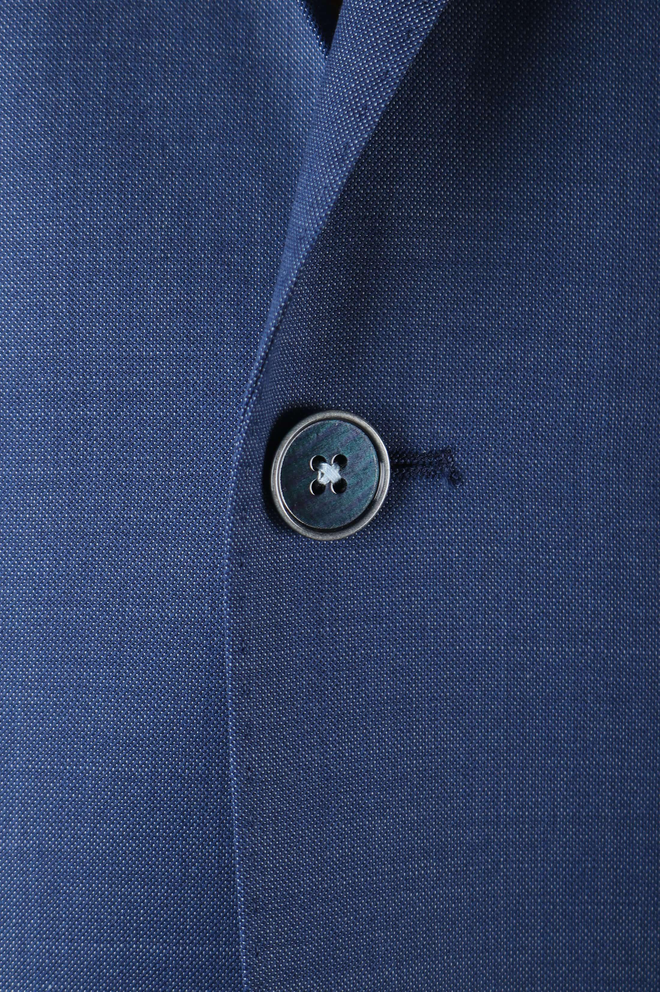 Suitable Kostuum Berlijn Blauw foto 1