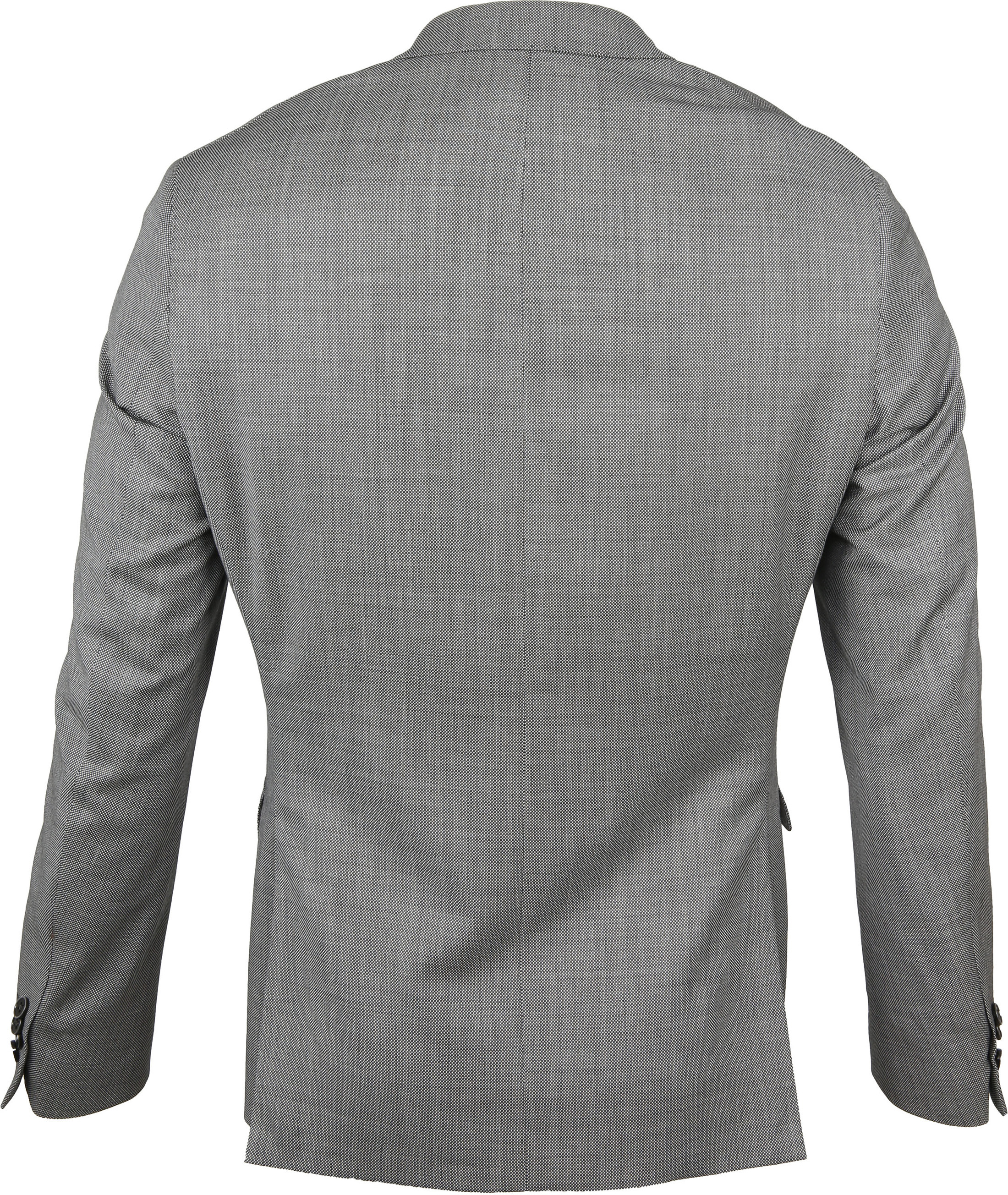Suitable Kostuum Strato Birdseye Grey