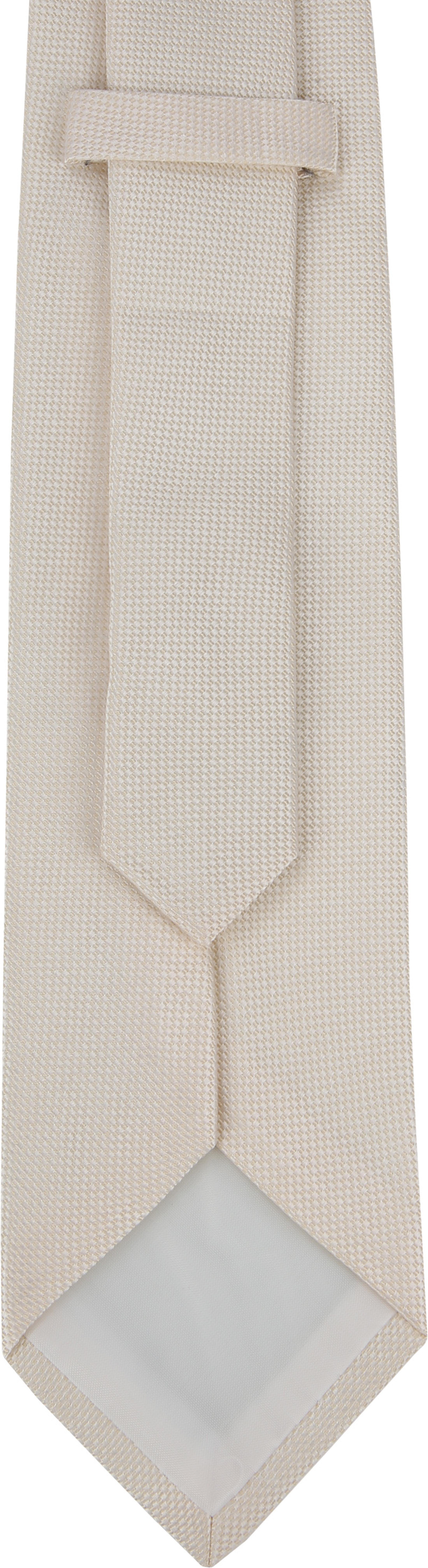 Suitable Krawatte Off-White foto 2