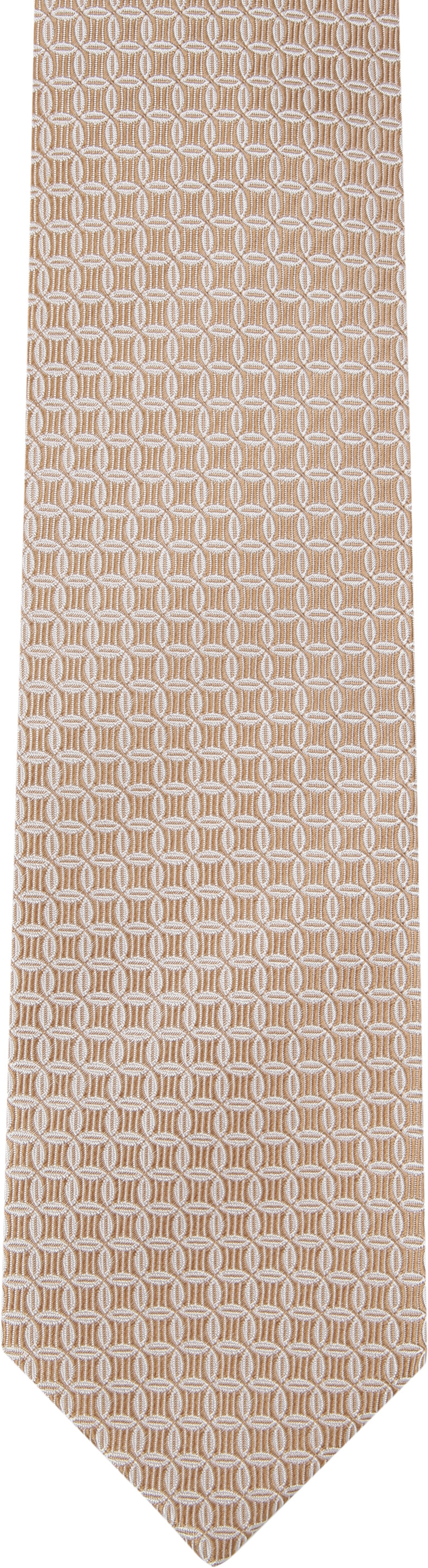 Suitable Krawatte Progetto Dessin Gold foto 1