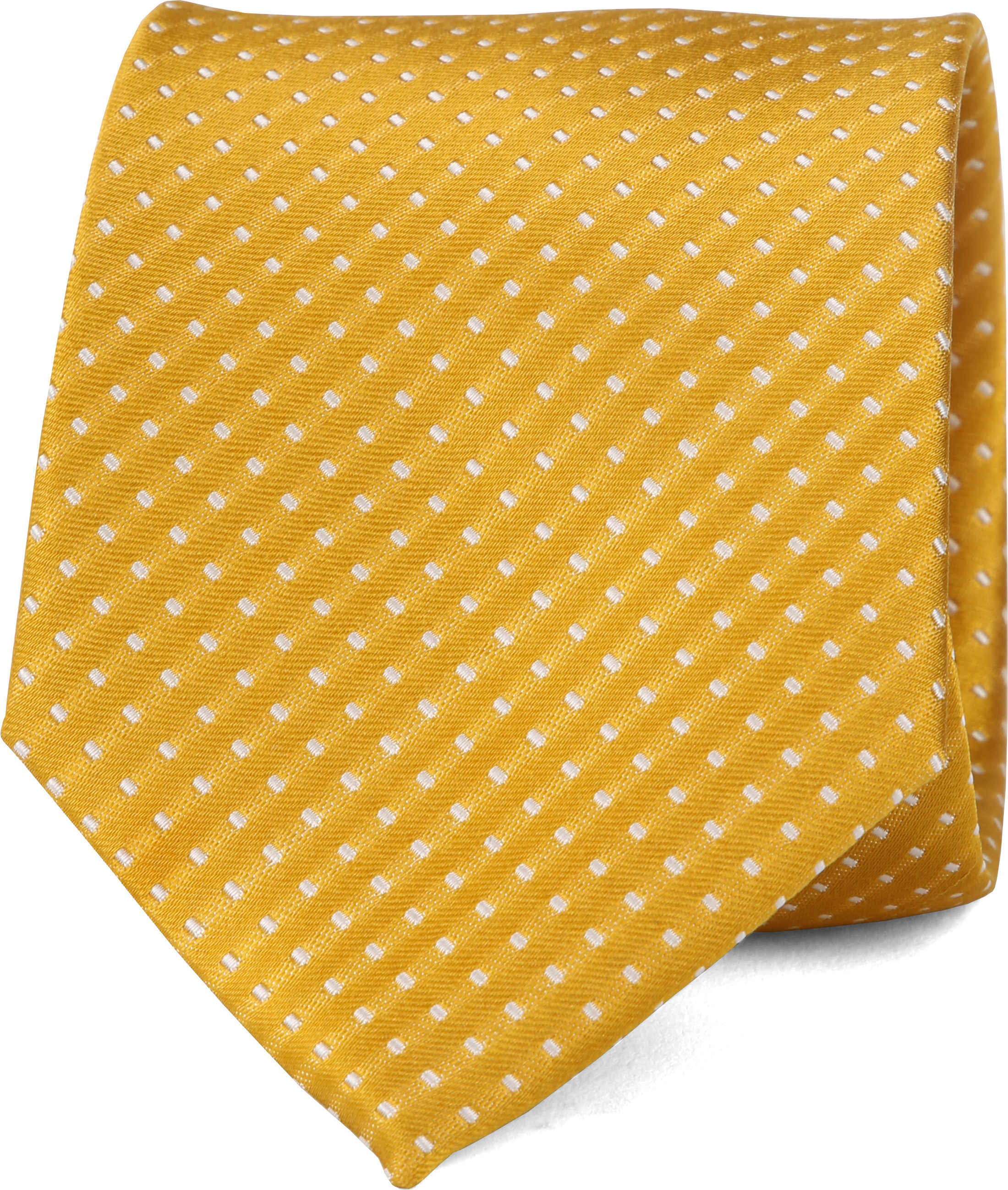 Suitable Krawatte Seide Gelb F91-4 foto 0