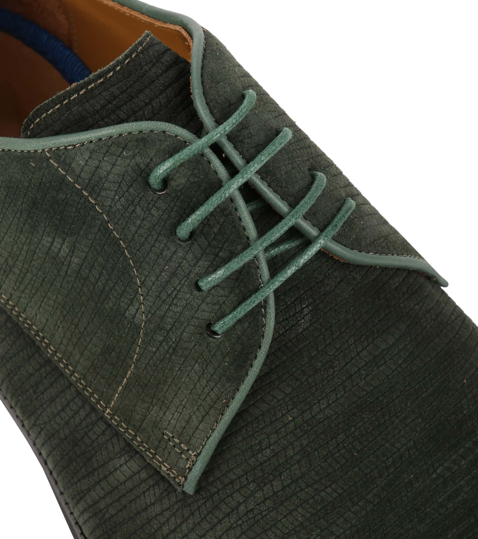 Suitable Leder Herrenschuhe Grün Foto 1