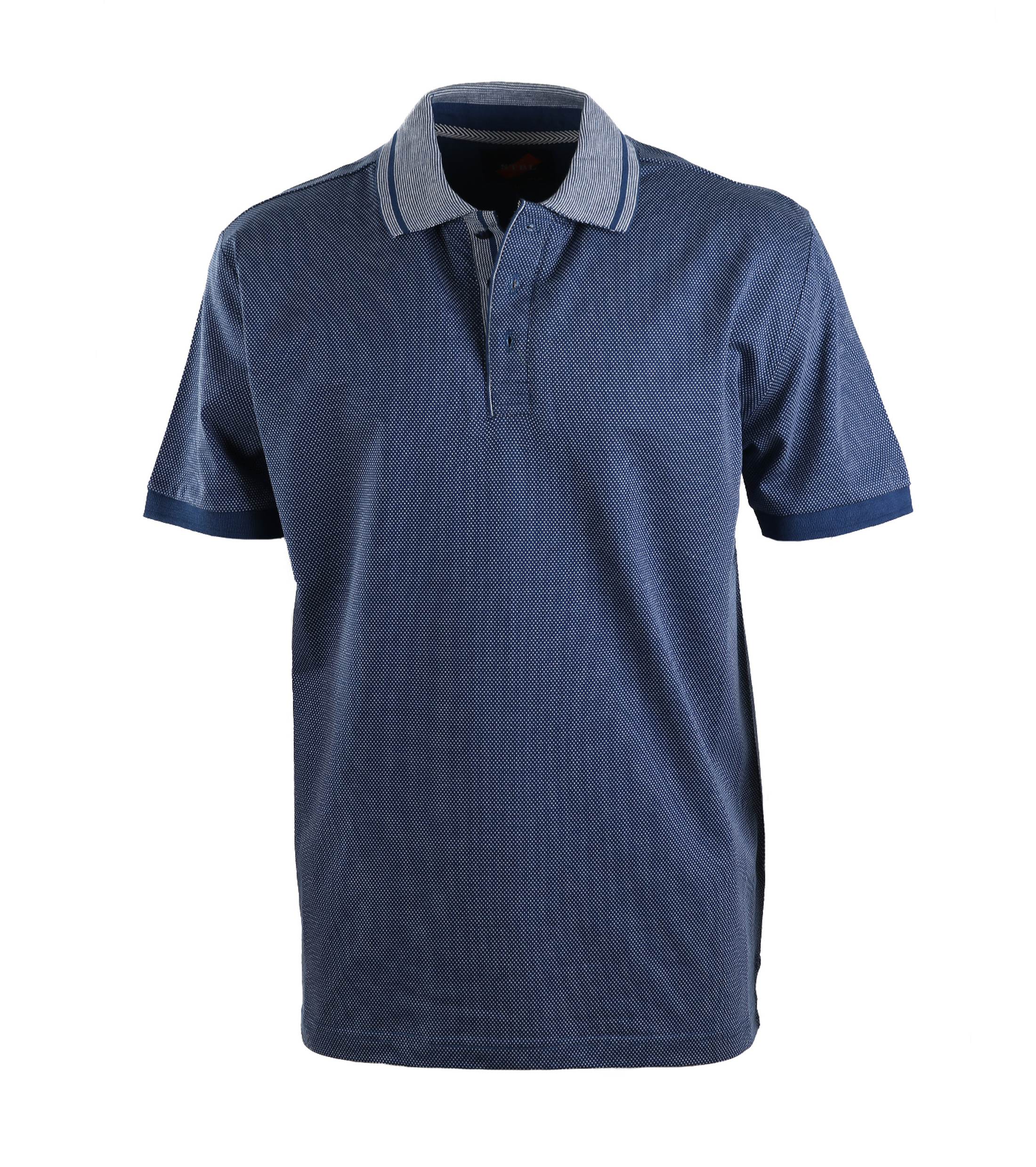 Suitable Luxe Polo Blue  foto 0