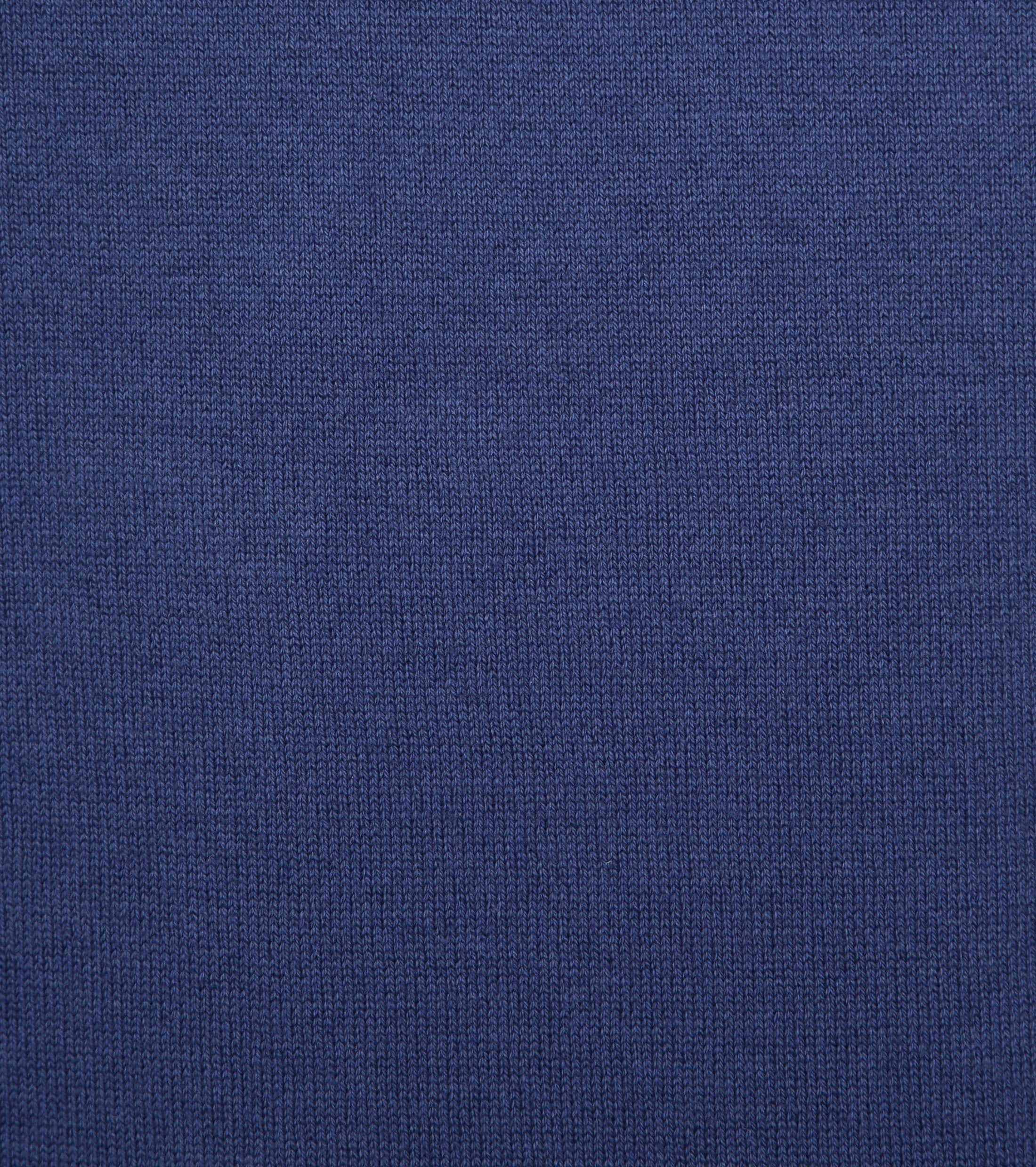 Suitable Mars Poloshirt Stretch Blue foto 2