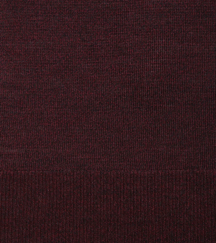 Suitable Merino Pullover Bordeaux foto 2