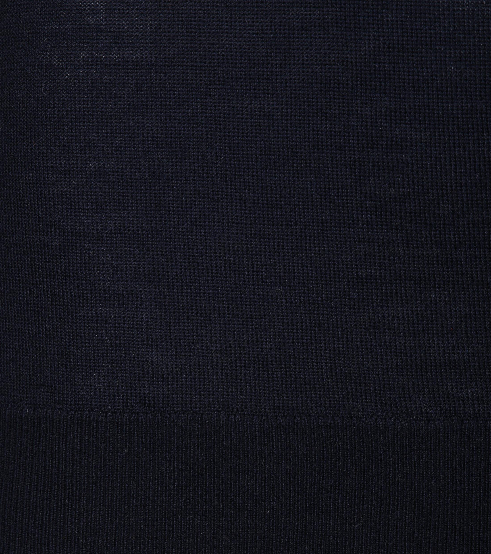 Suitable Merino Pullover Navy foto 2