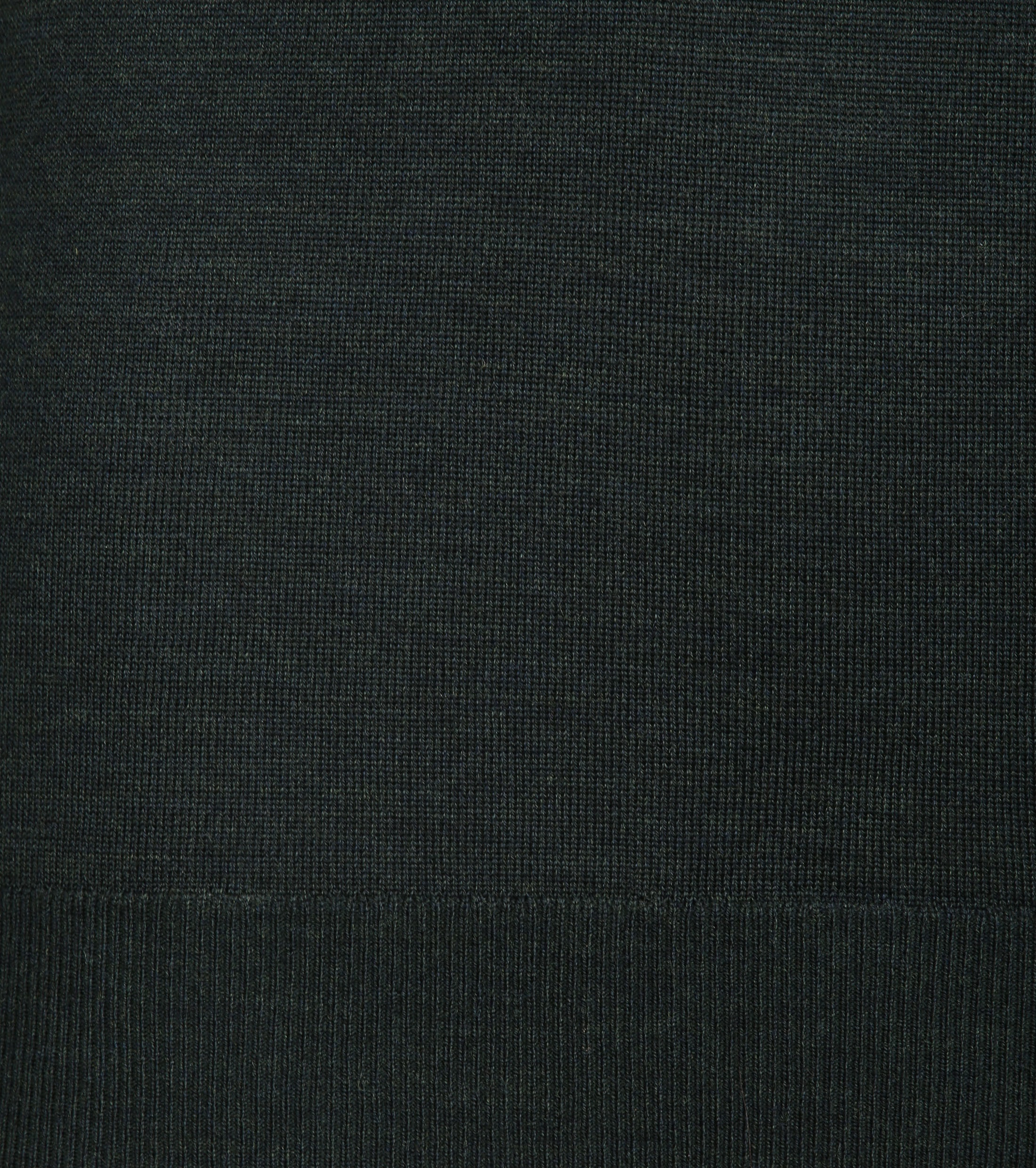 Suitable Merino Pullover R-Neck Dark Green foto 2