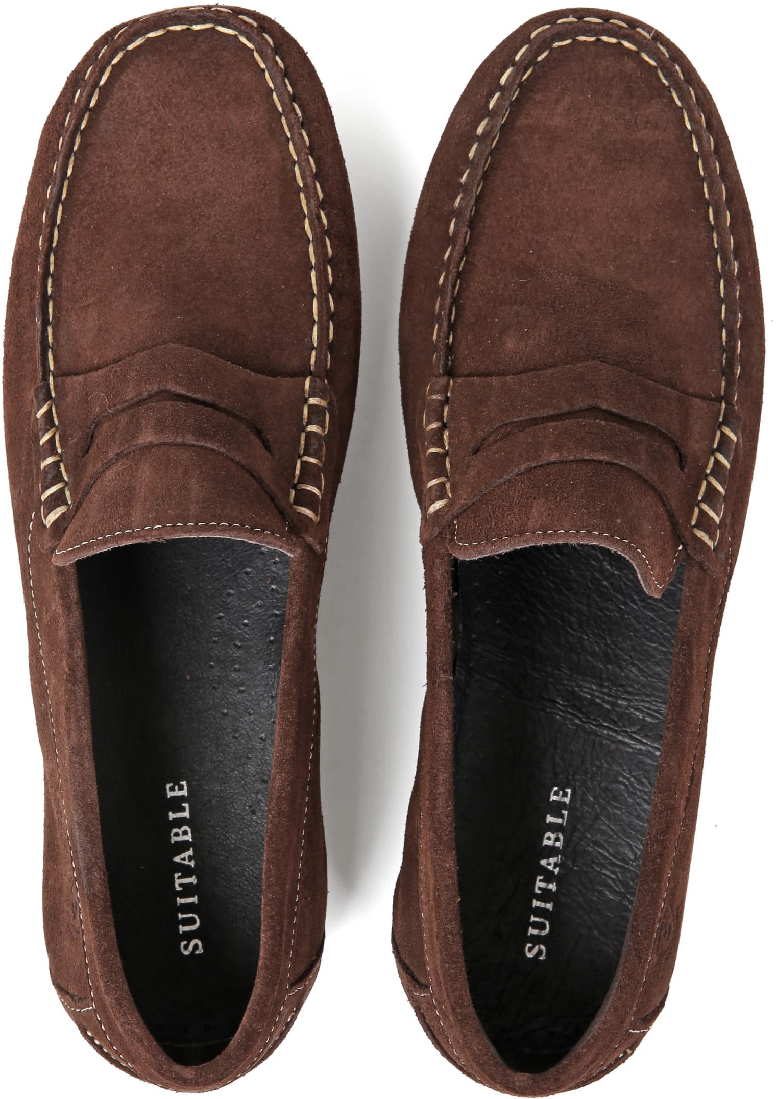 Suitable Moccassin Brown foto 3