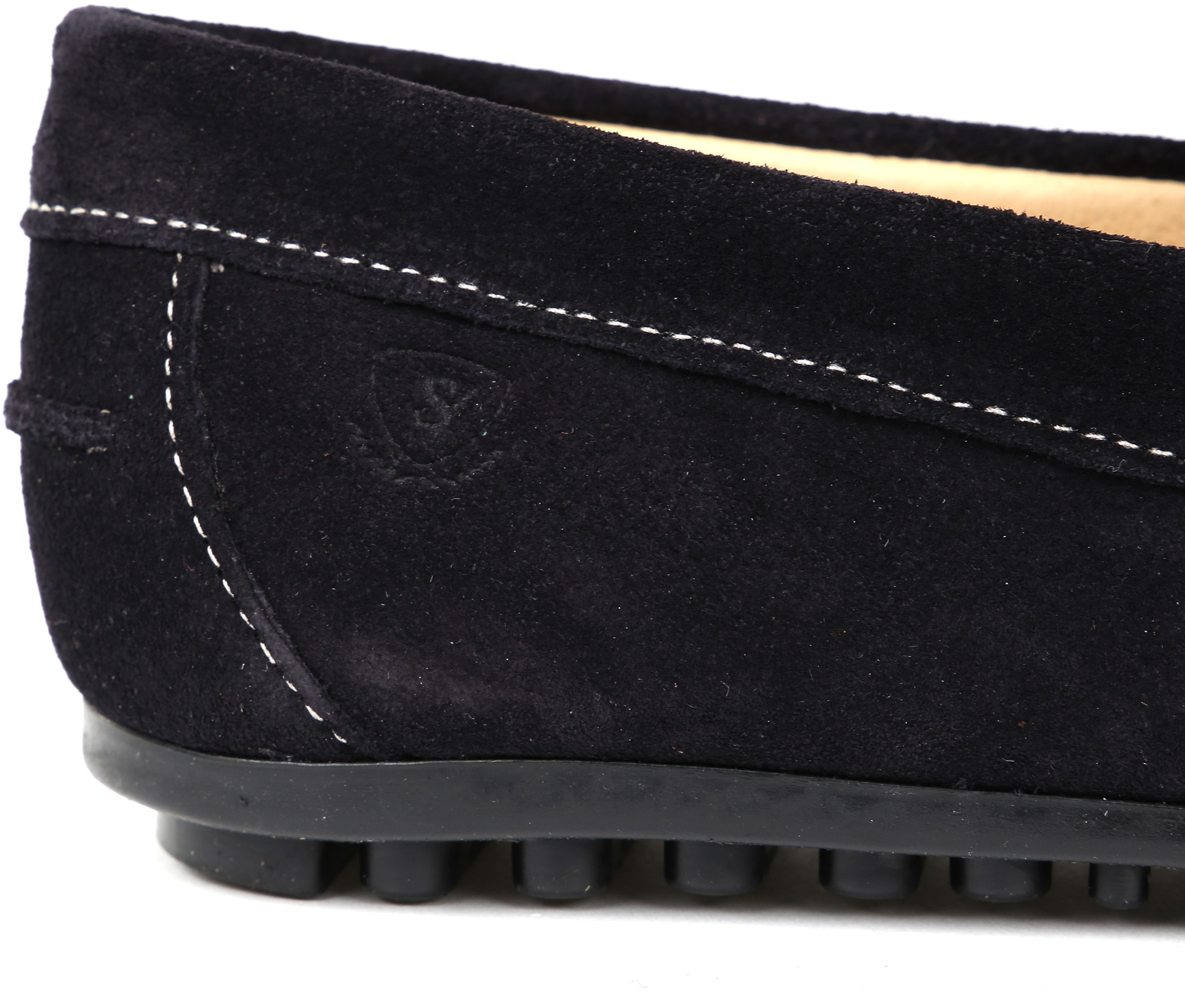 Suitable Moccassin Navy foto 2