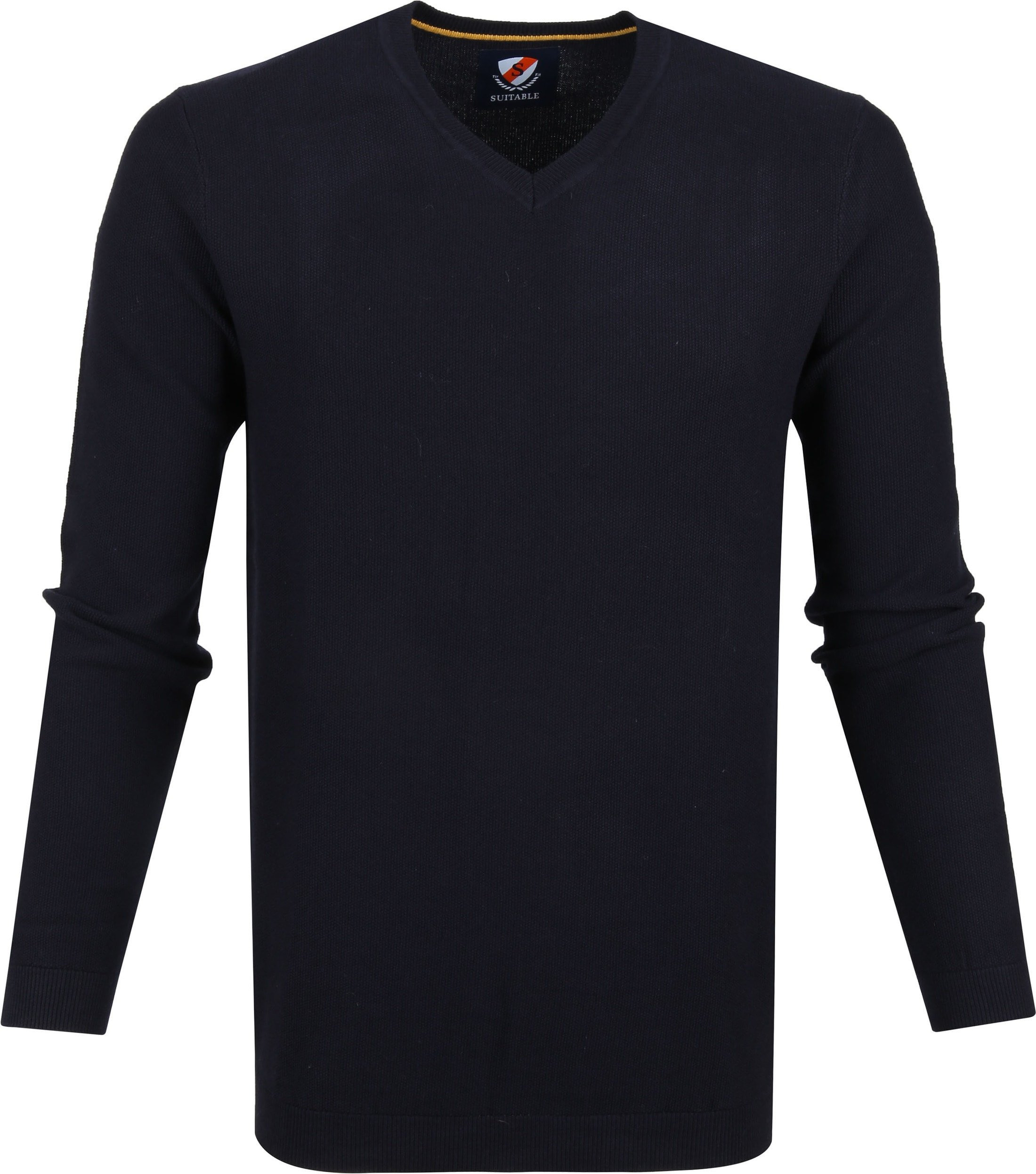 Suitable Neil Pullover Navy foto 0
