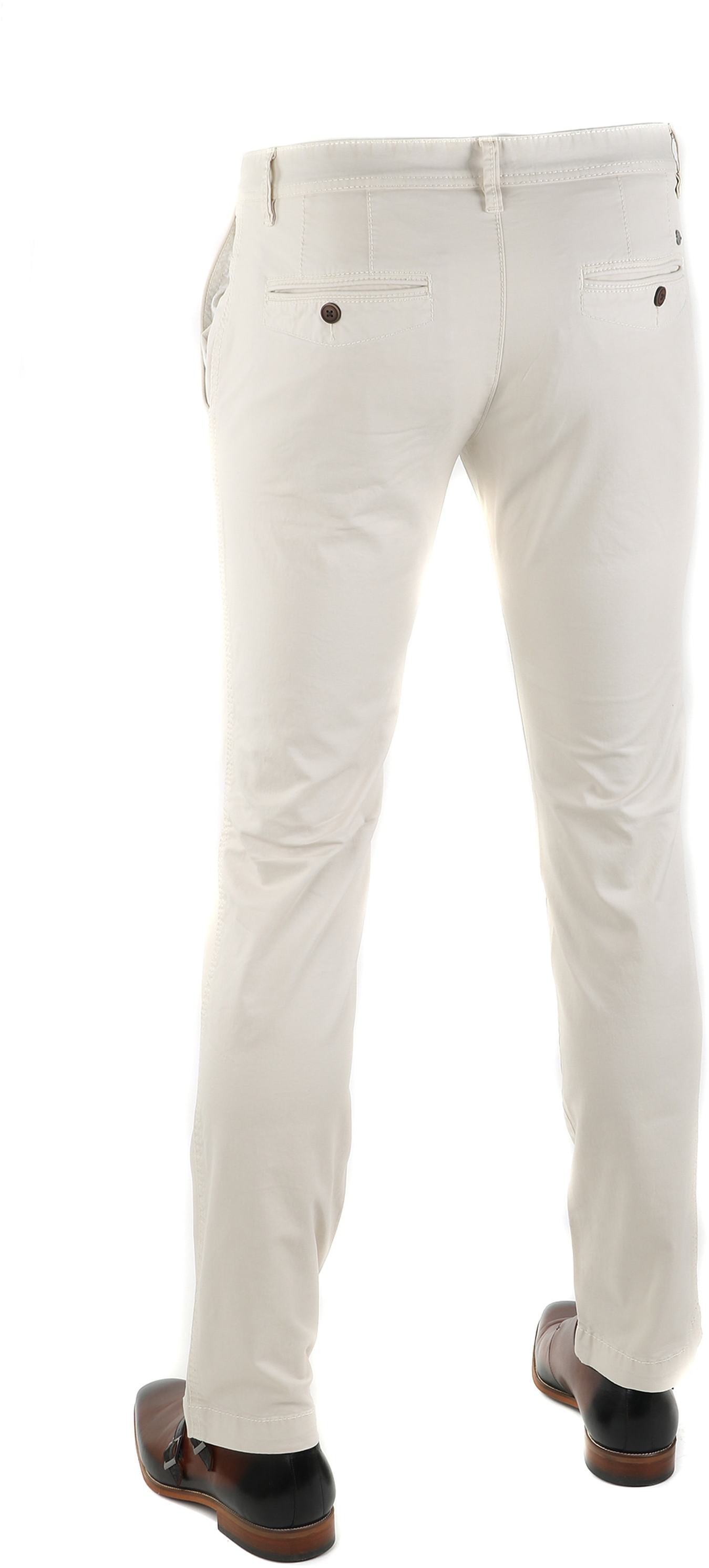 Suitable Oakville Chino Off White foto 1