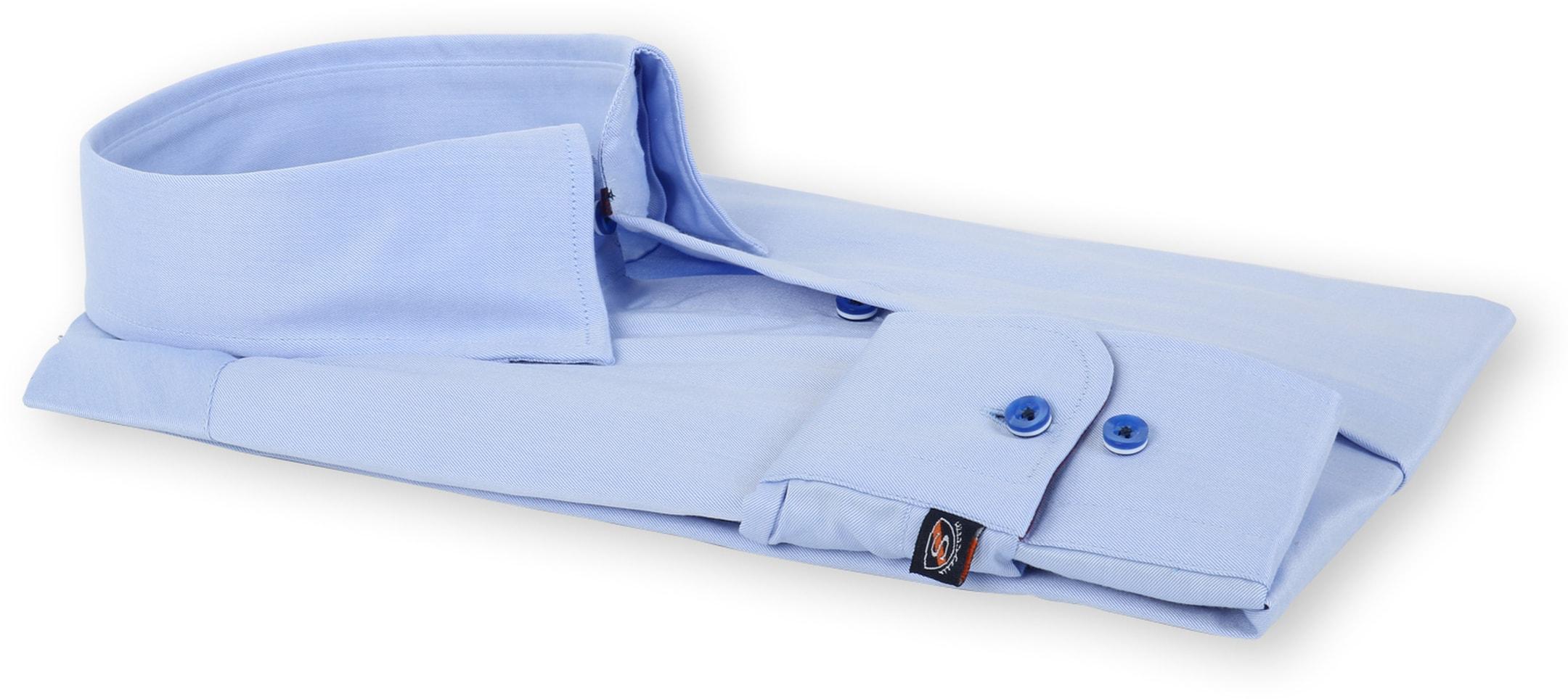 Suitable Overhemd Blauw 133-2 foto 2