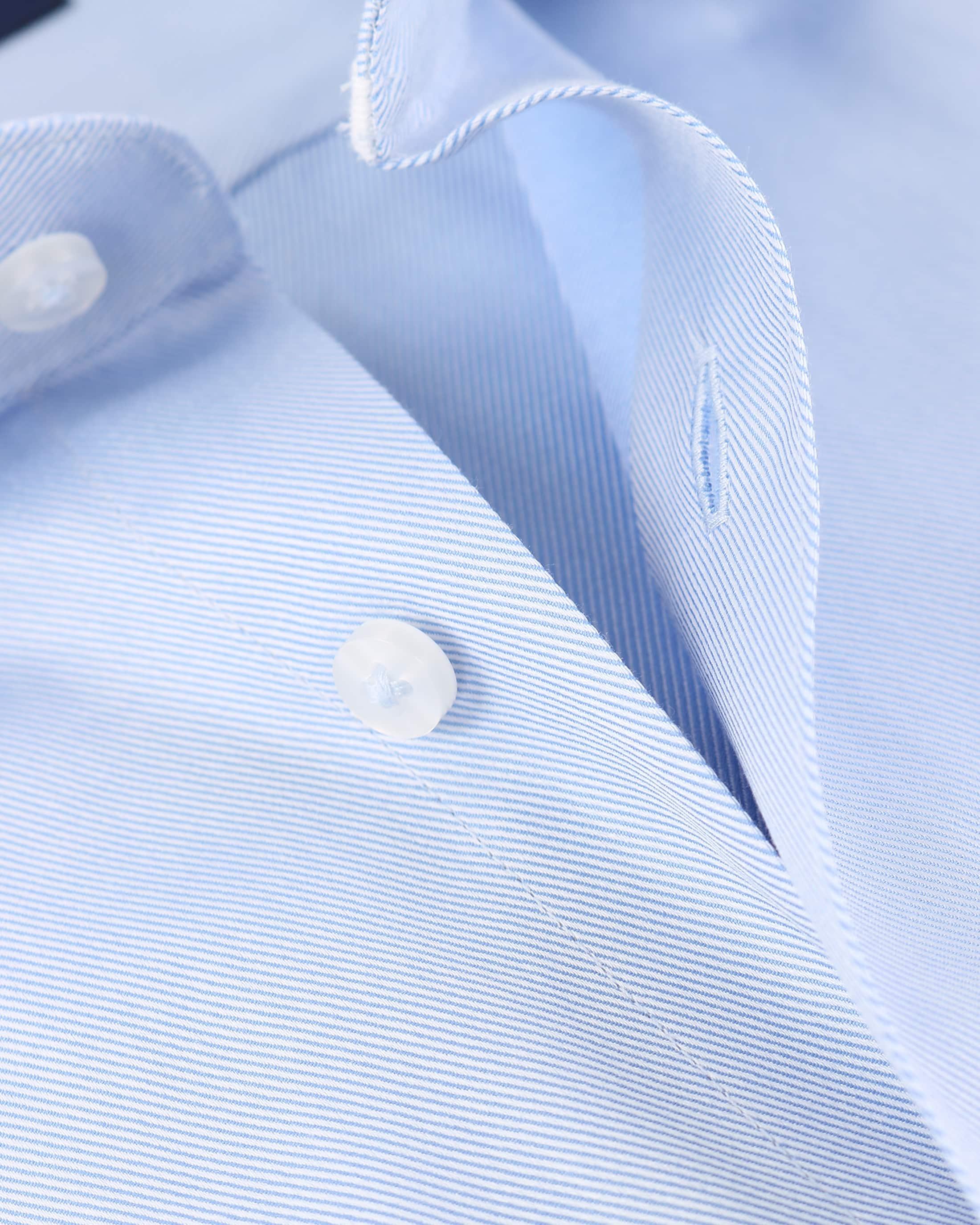 Suitable Overhemd Blauw DR-04