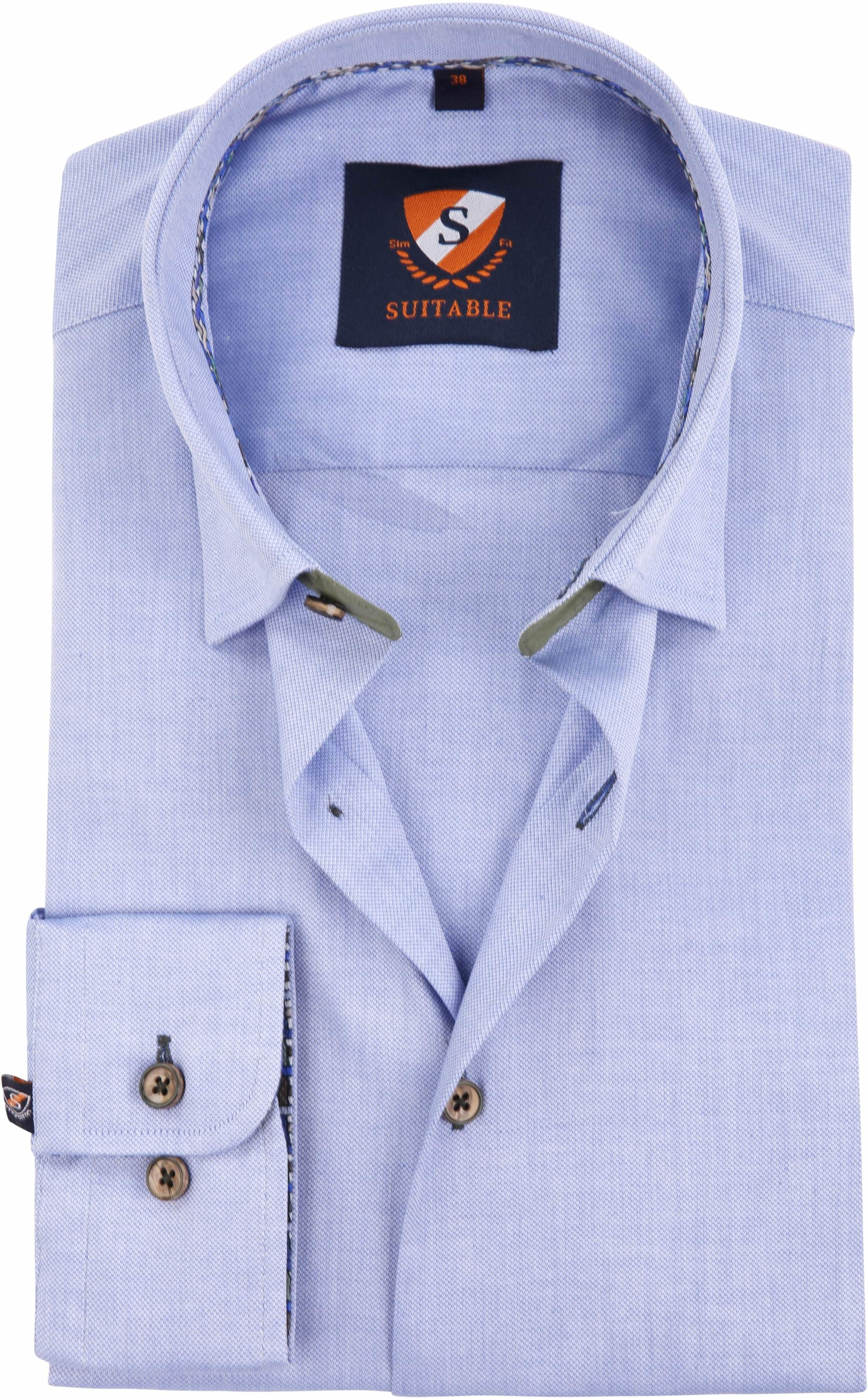 Suitable Overhemd Bluety foto 0