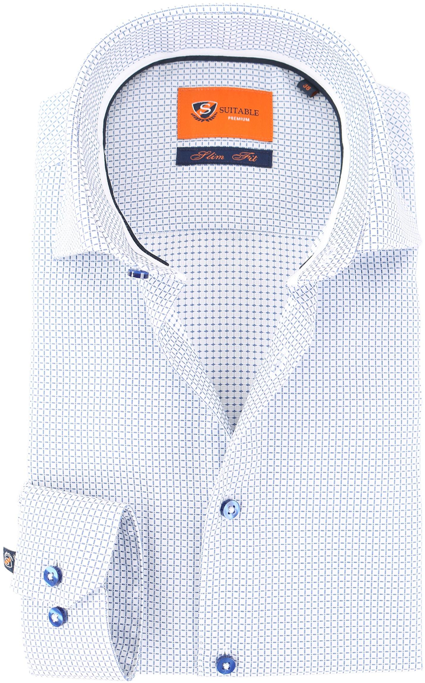 Suitable Overhemd D71-17 foto 0