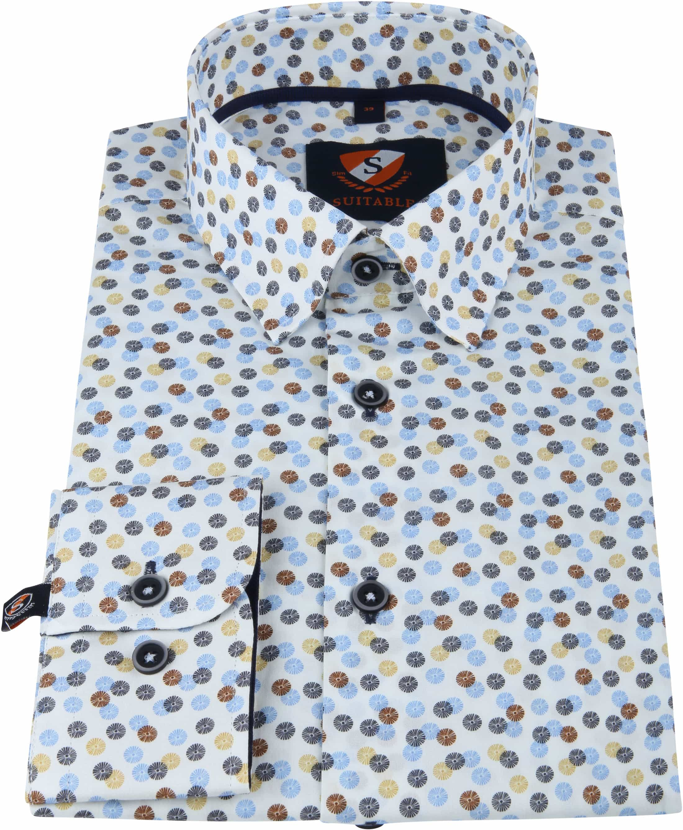 Suitable Overhemd Dandelion Multicolour foto 2