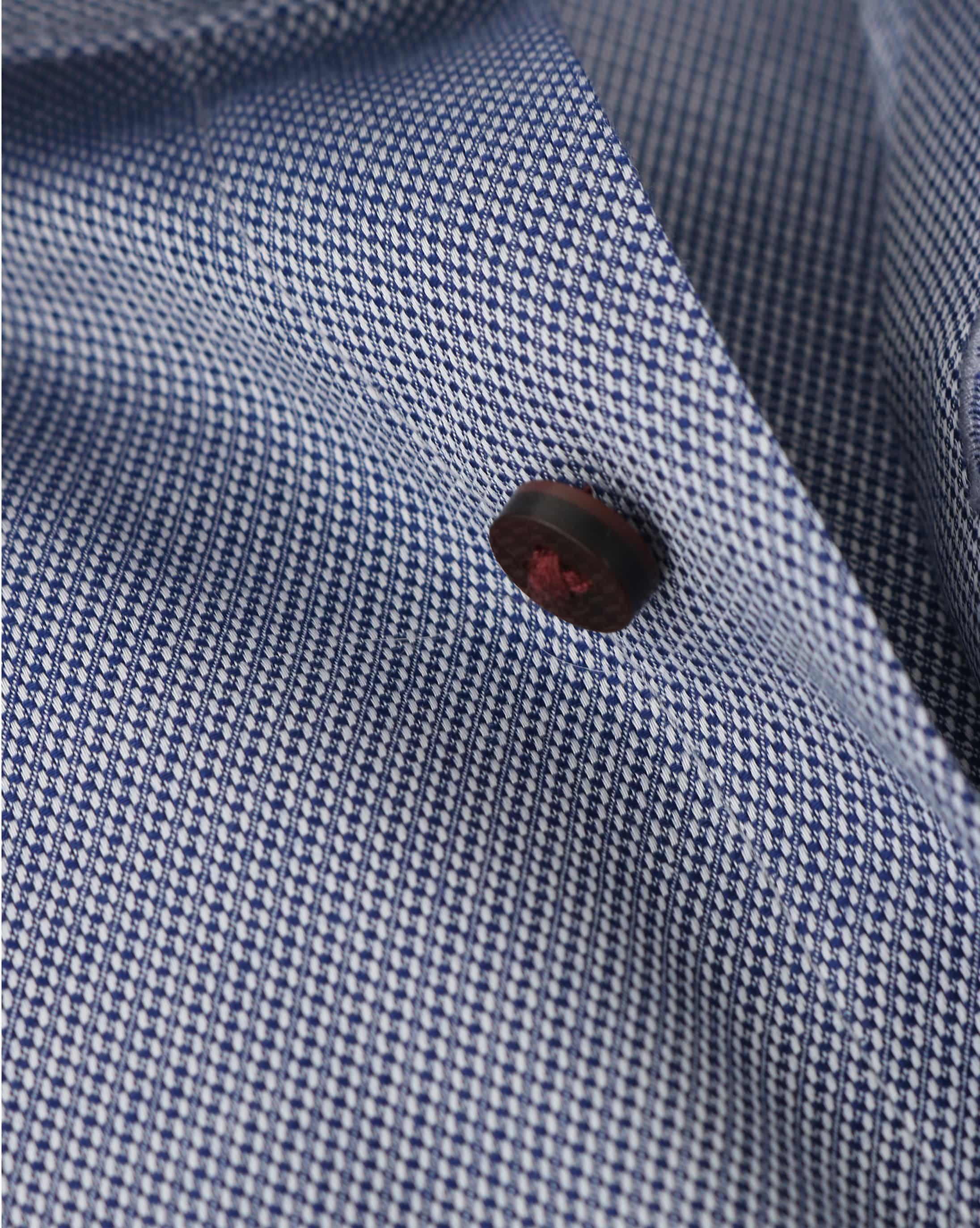Suitable Overhemd Donkerblauw D72-04 foto 3