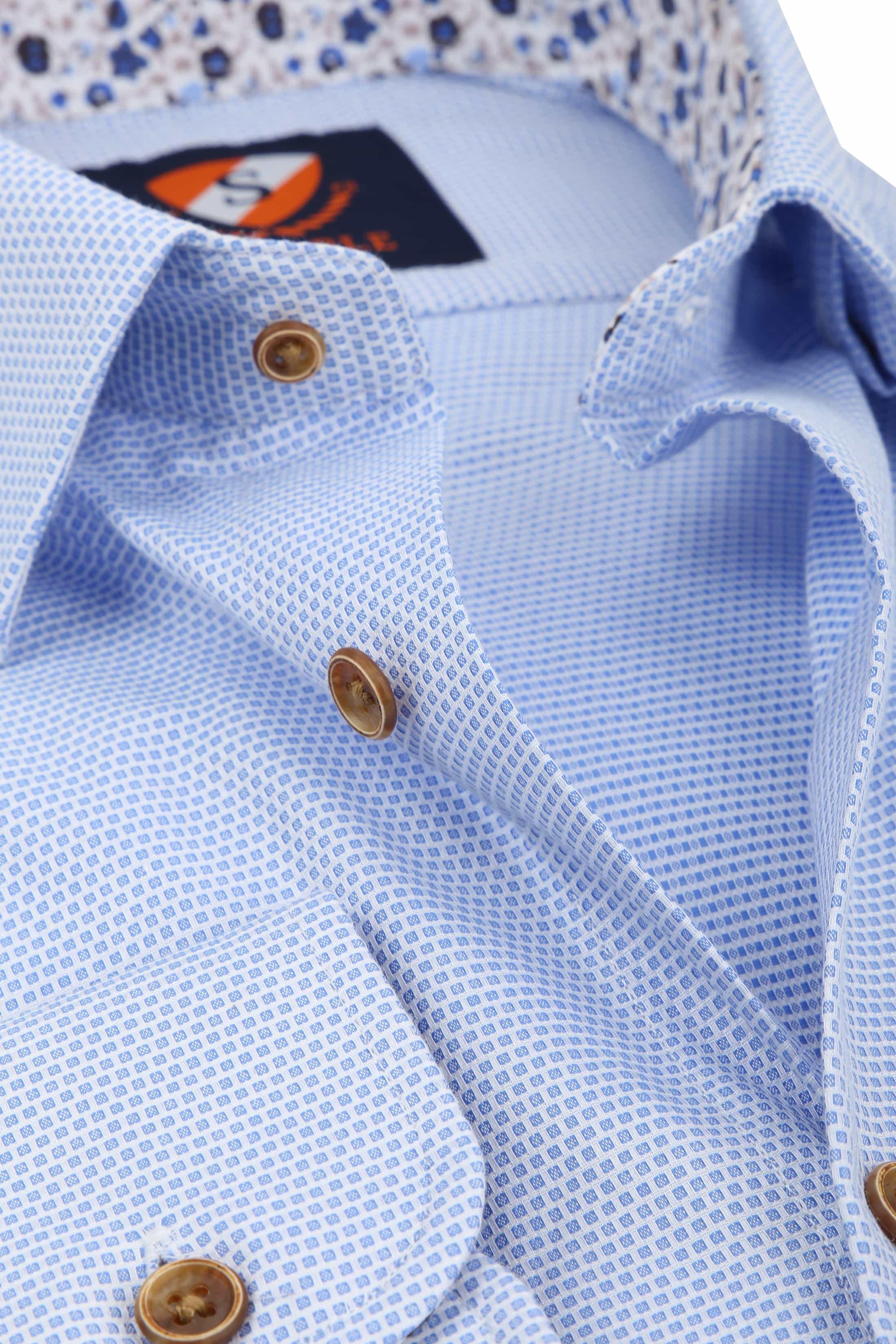 Suitable Overhemd HBD Lichtblauw Wesley foto 1