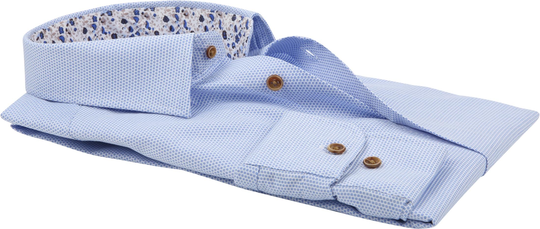 Suitable Overhemd HBD Lichtblauw Wesley foto 3