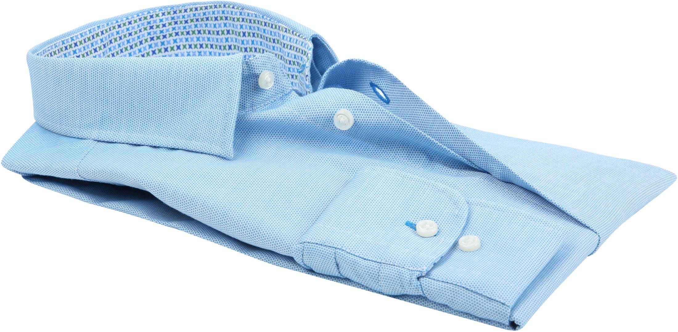 Suitable Overhemd HBD Wesley Lichtblauw foto 3